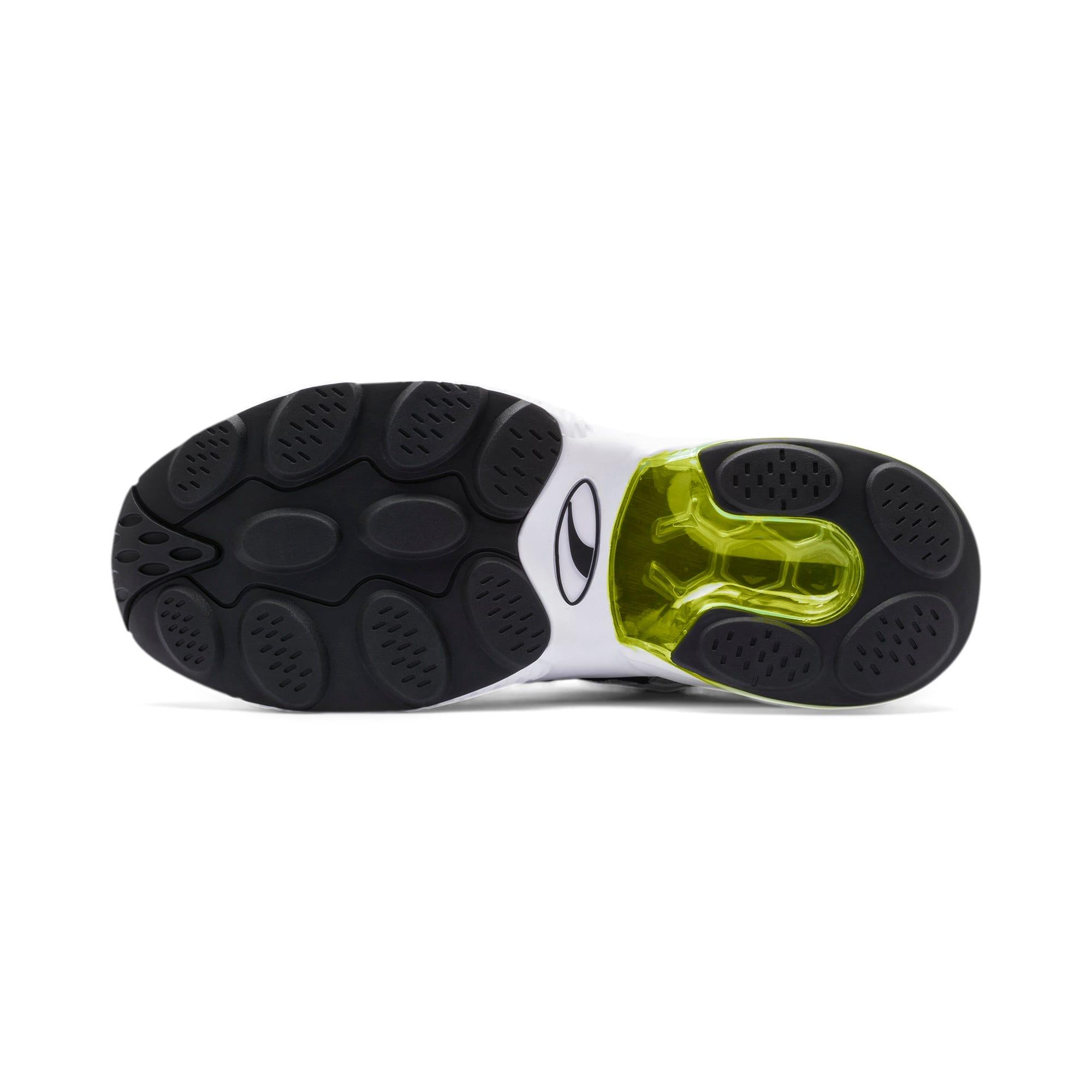 Thumbnail 5 of CELL Venom Alert Sneakers, Puma White-Puma Black, medium