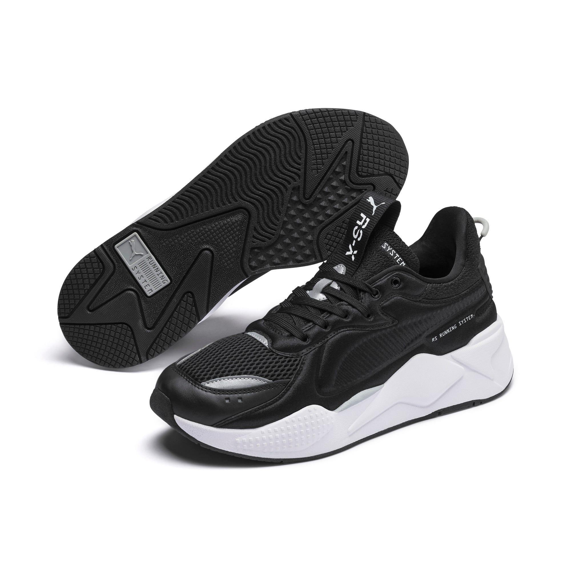 Thumbnail 3 van RS-X Softcase sportschoenen, Puma Black-Puma White, medium