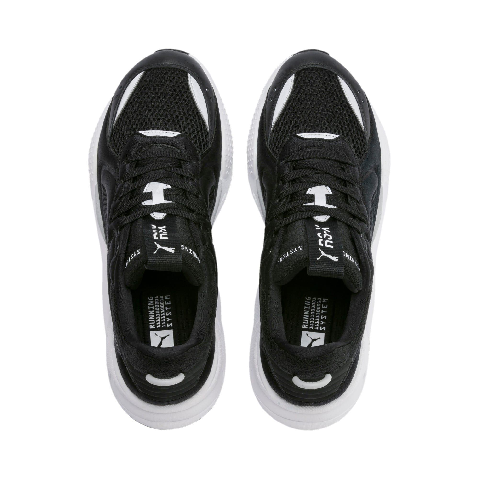 Thumbnail 8 van RS-X Softcase sportschoenen, Puma Black-Puma White, medium