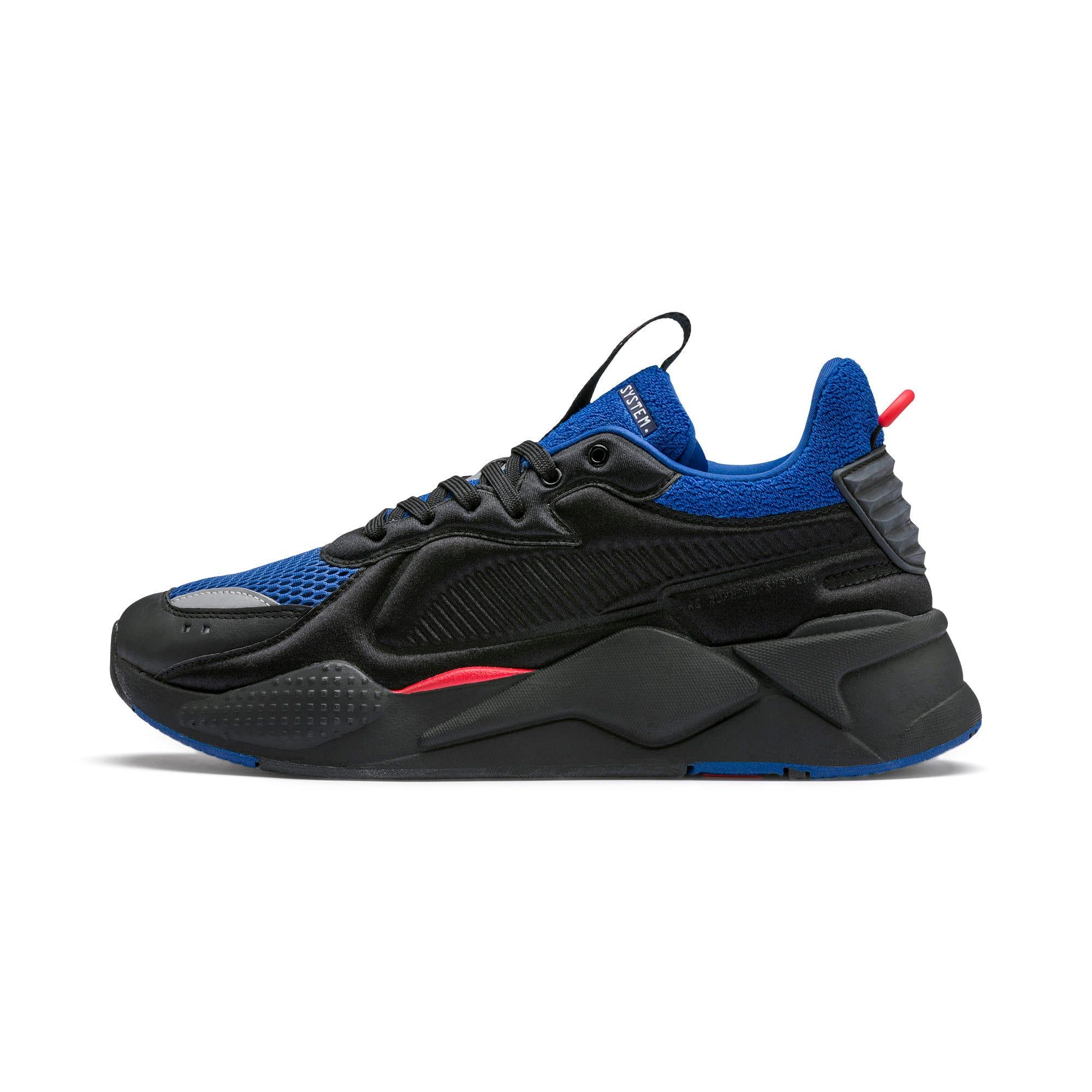 Thumbnail 1 of Basket RS-X Softcase, Puma Black-Galaxy Blue, medium