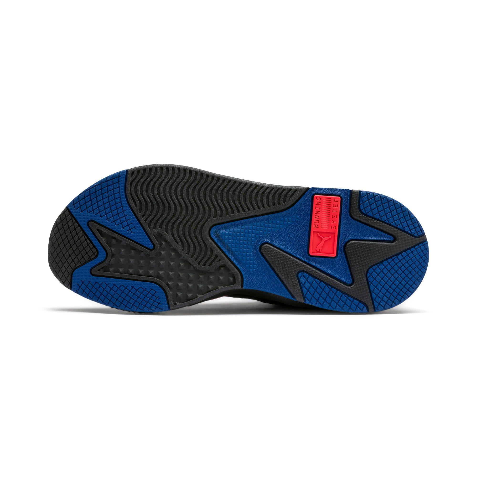 Thumbnail 5 van RS-X Softcase sportschoenen, Puma Black-Galaxy Blue, medium
