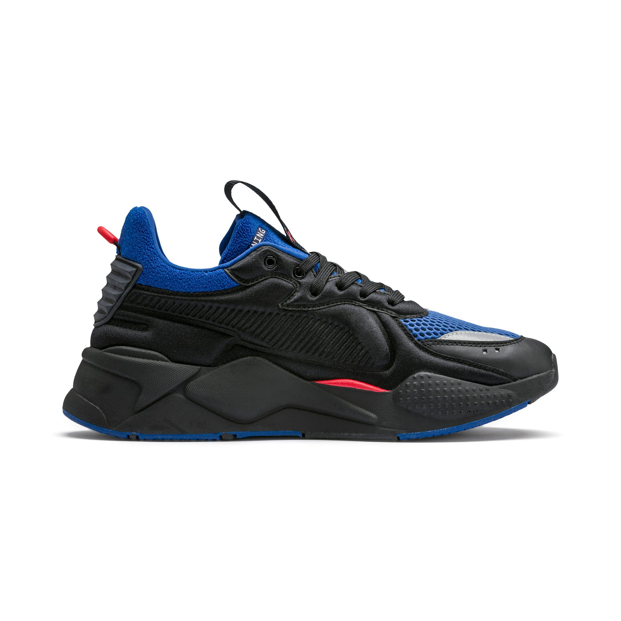 Thumbnail 7 van RS-X Softcase sportschoenen, Puma Black-Galaxy Blue, medium