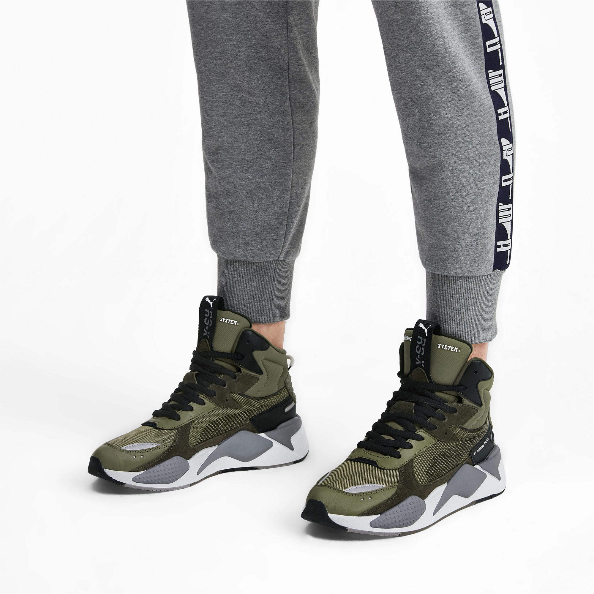 RS-X Midtop Utility Trainers