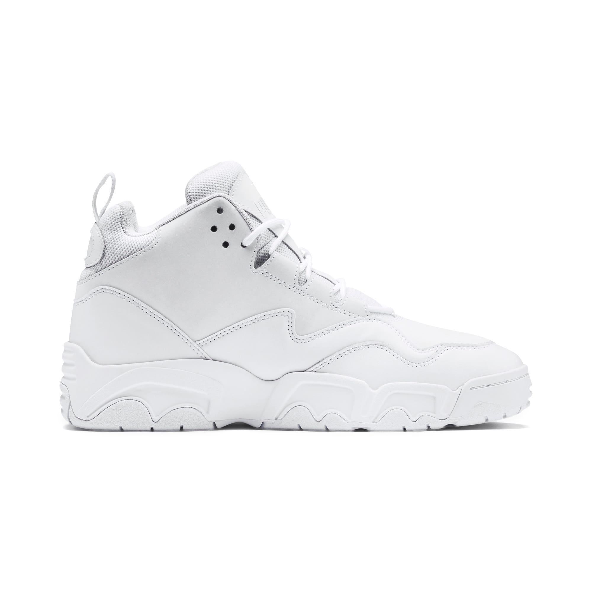 Thumbnail 5 of Source Mid Sneakers, Puma Black-Puma White, medium