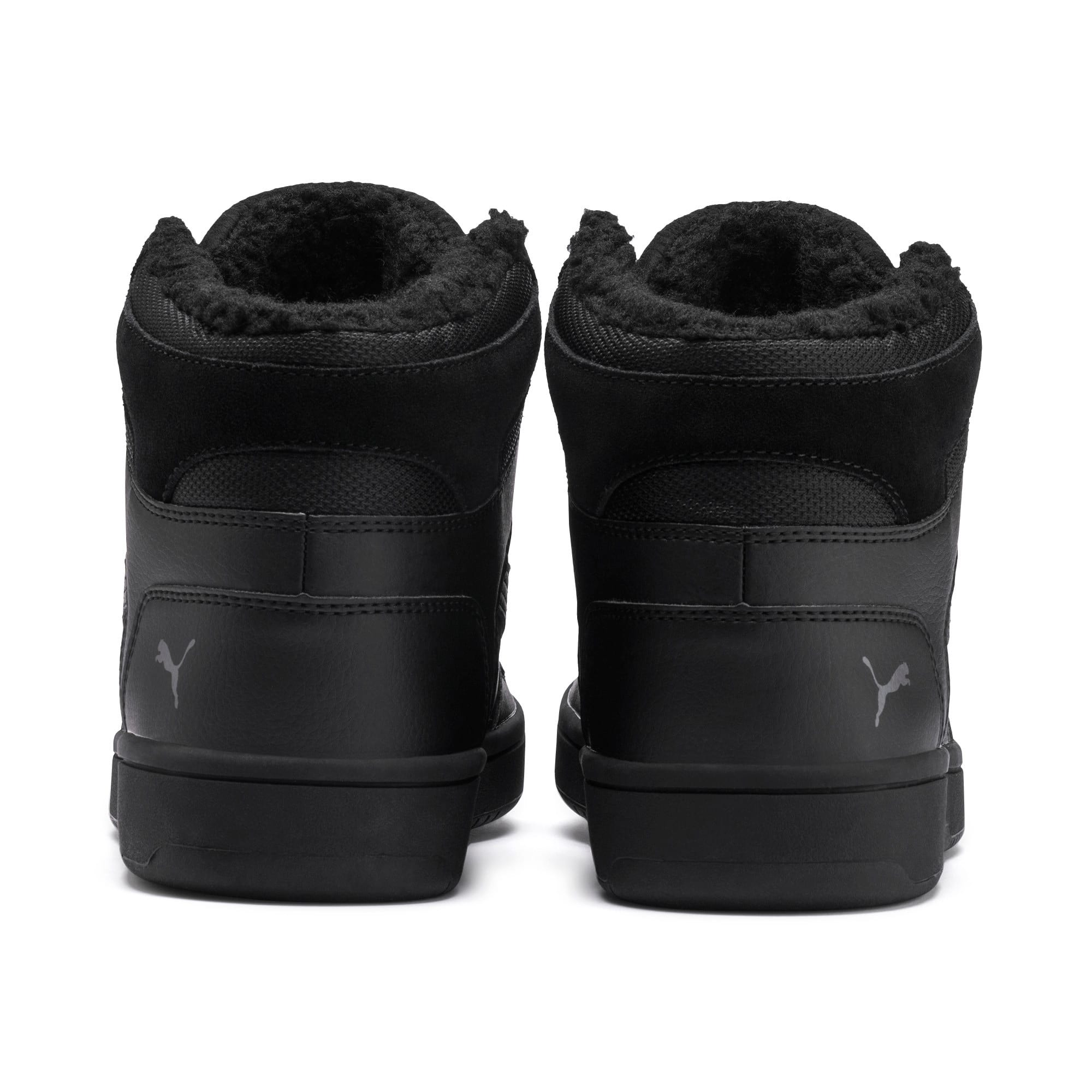 Thumbnail 4 of Rebound Lay Up SD Fur sportschoenen, Puma Black-CASTLEROCK, medium