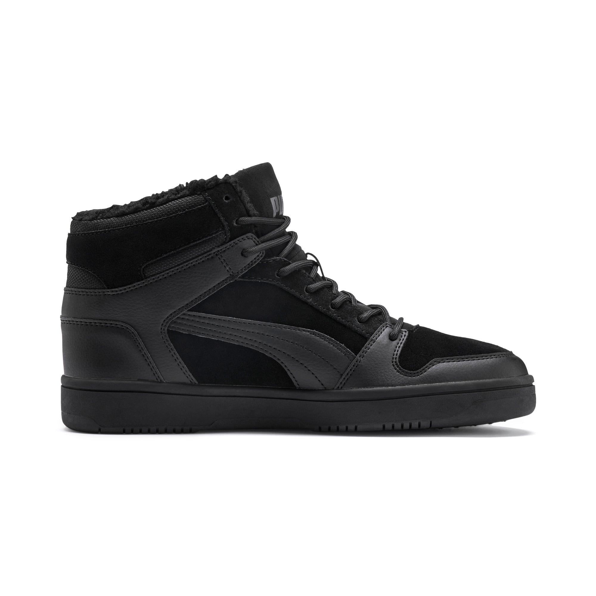 Thumbnail 6 of Rebound Lay Up SD Fur sportschoenen, Puma Black-CASTLEROCK, medium