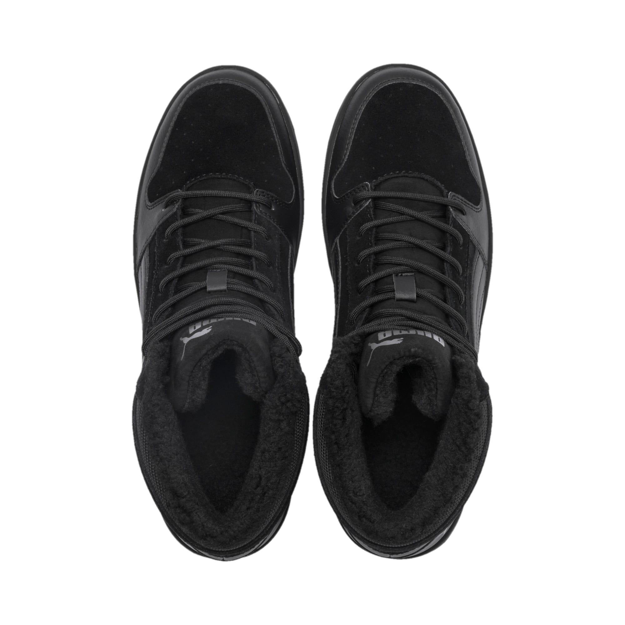 Thumbnail 7 of Rebound Lay Up SD Fur sportschoenen, Puma Black-CASTLEROCK, medium
