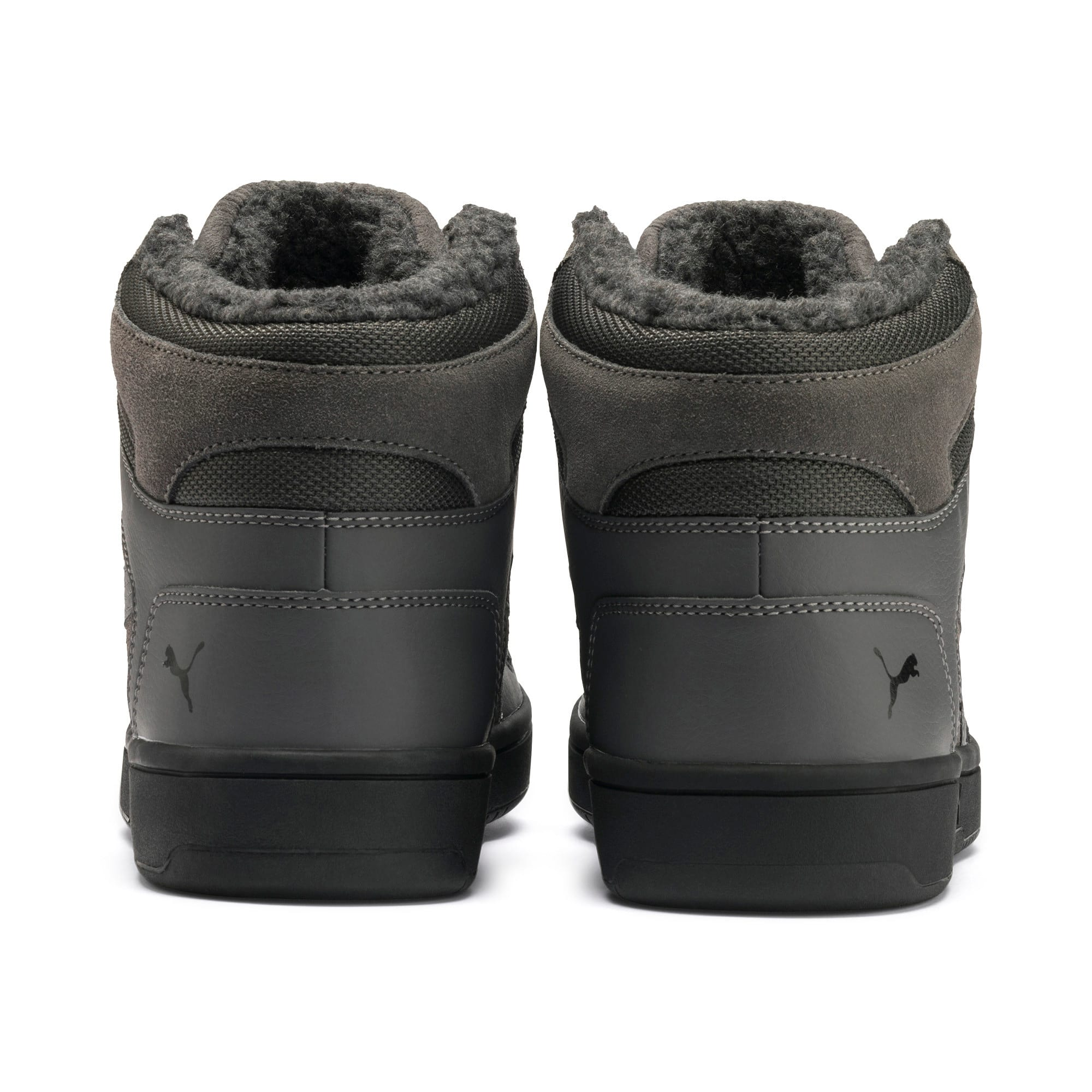 Thumbnail 4 van Rebound Lay Up SD Fur sportschoenen, CASTLEROCK-Puma Black, medium
