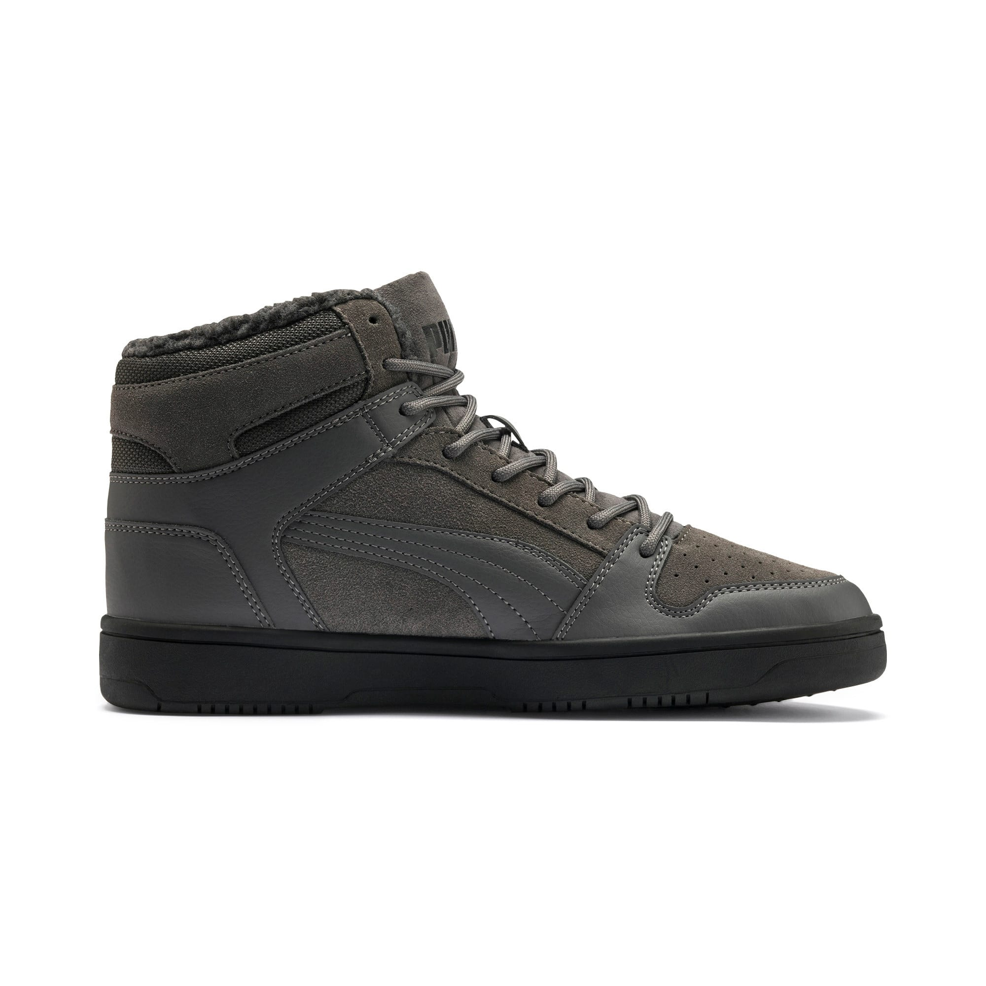 Thumbnail 6 van Rebound Lay Up SD Fur sportschoenen, CASTLEROCK-Puma Black, medium