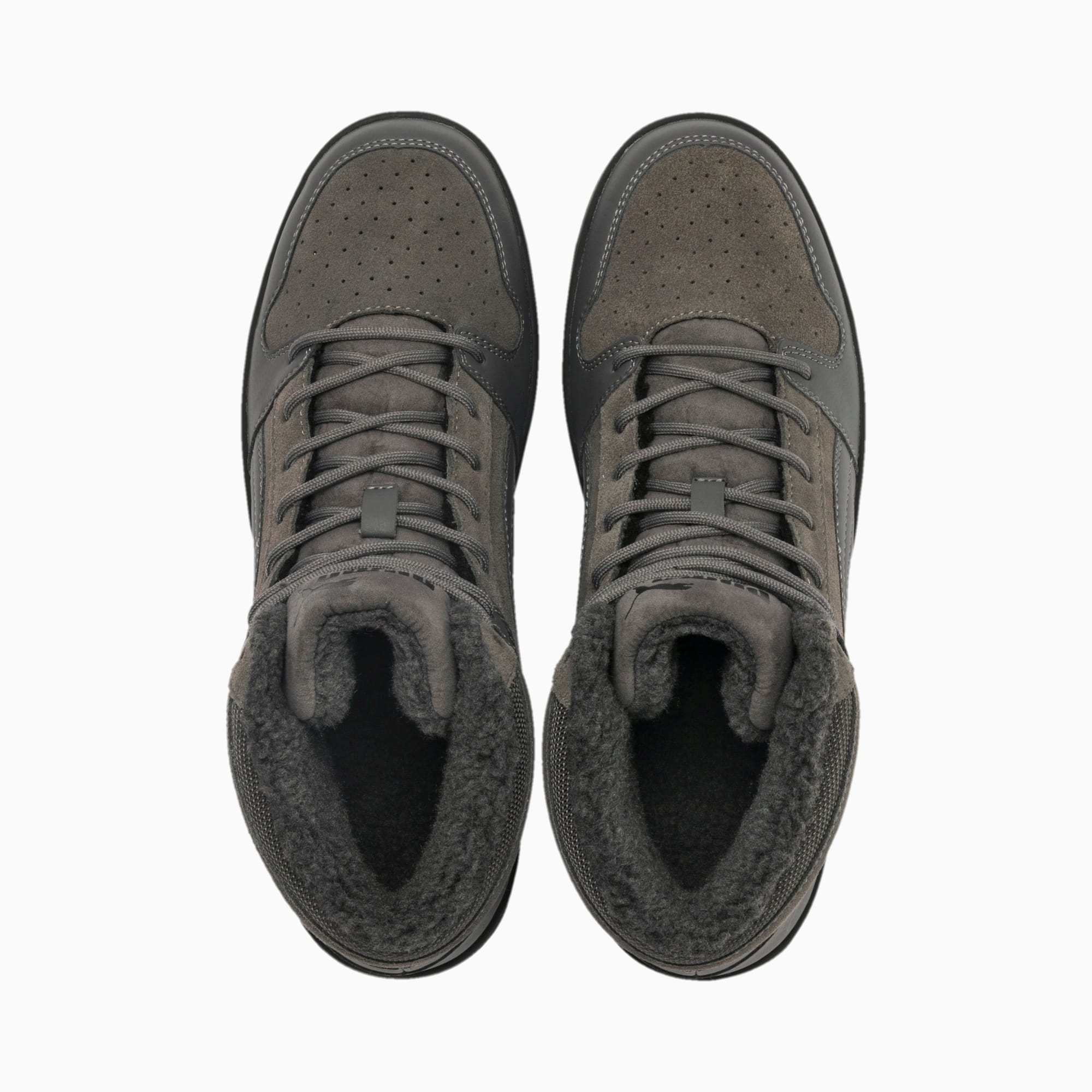Rebound Lay Up SD Fur Trainers