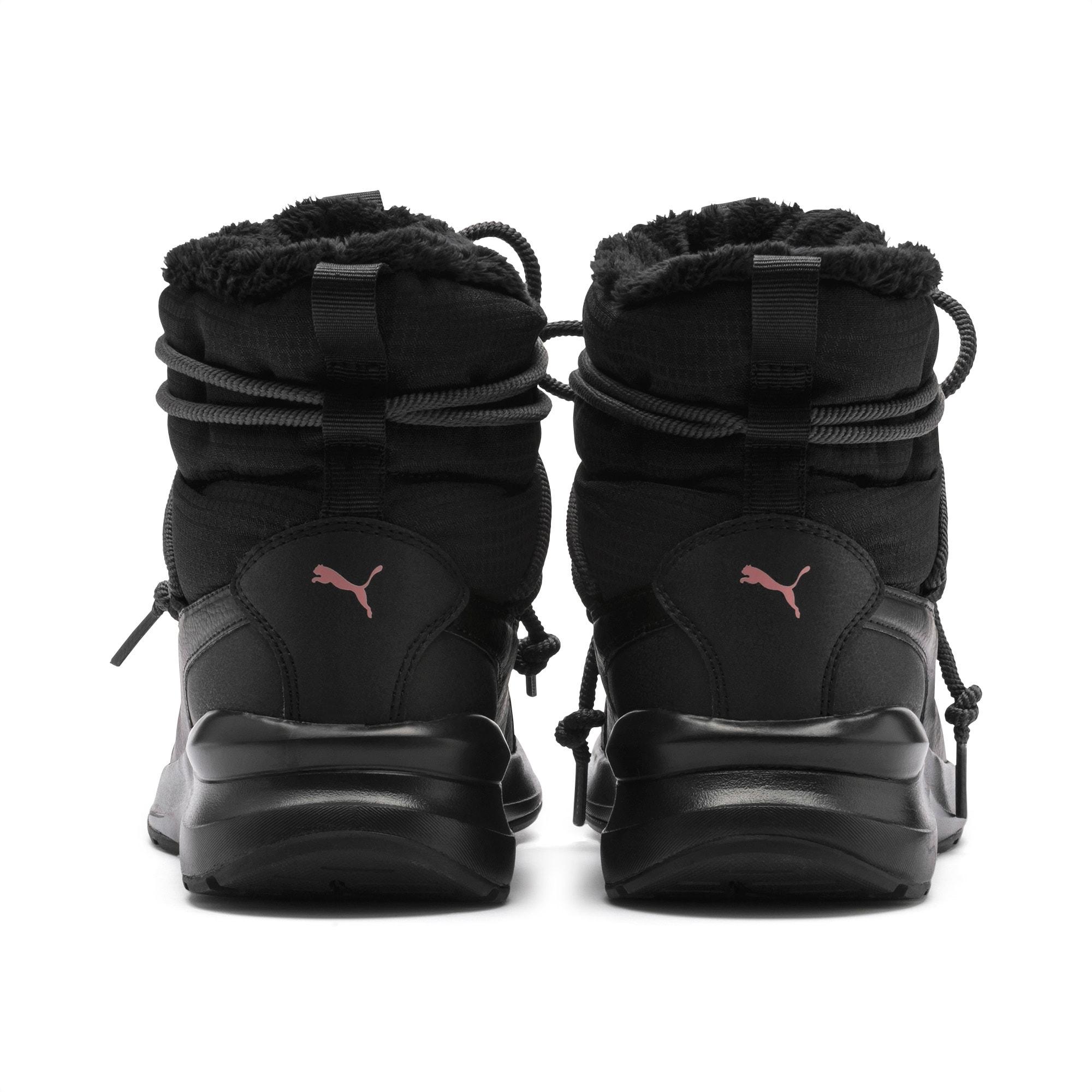 cauta cea mai fină selecție prețuri incredibile Adela Women's Winter Boots | Puma Black-Bridal Rose | PUMA Winter ...