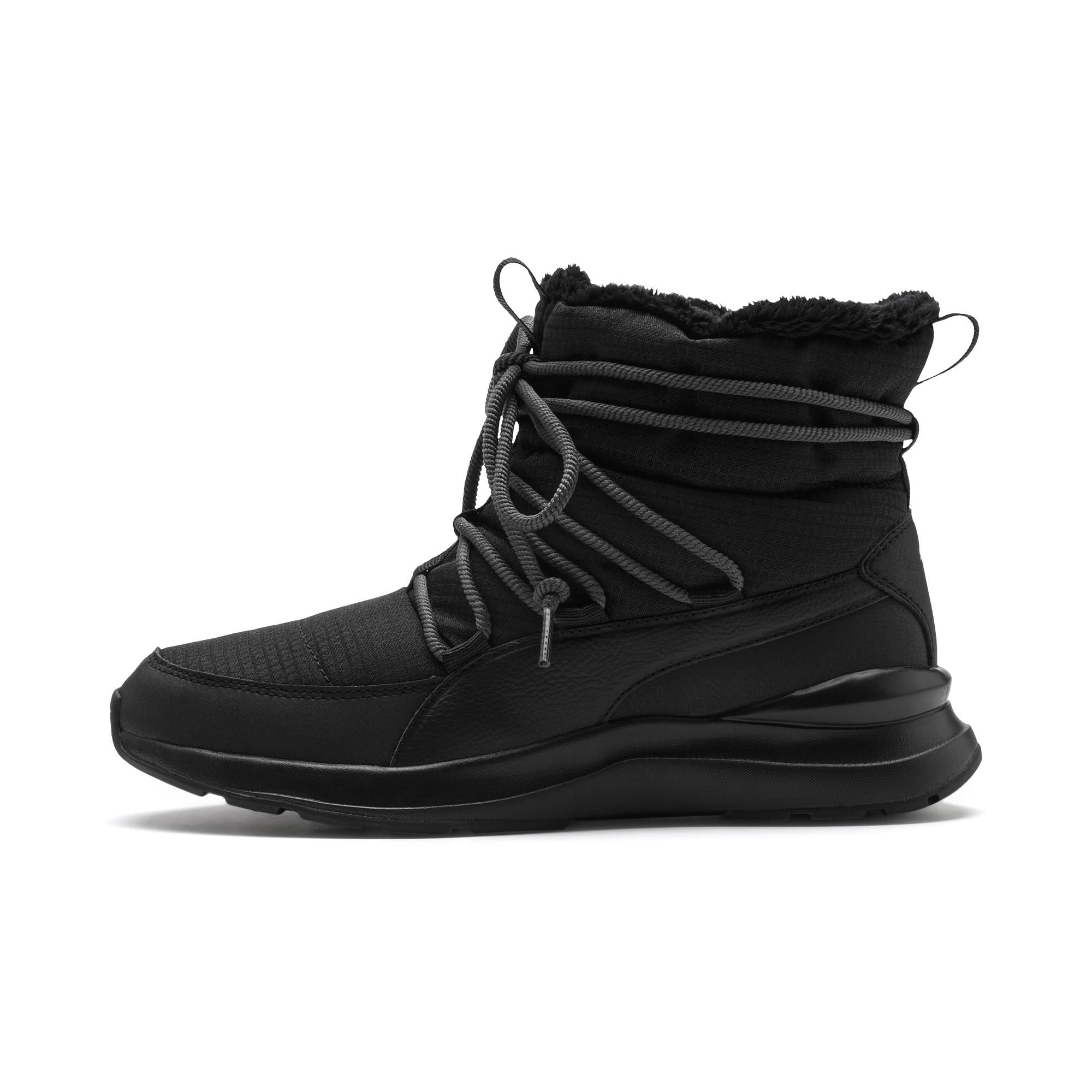 Thumbnail 1 van Adela snowboots voor dames, Puma Black-Bridal Rose, medium