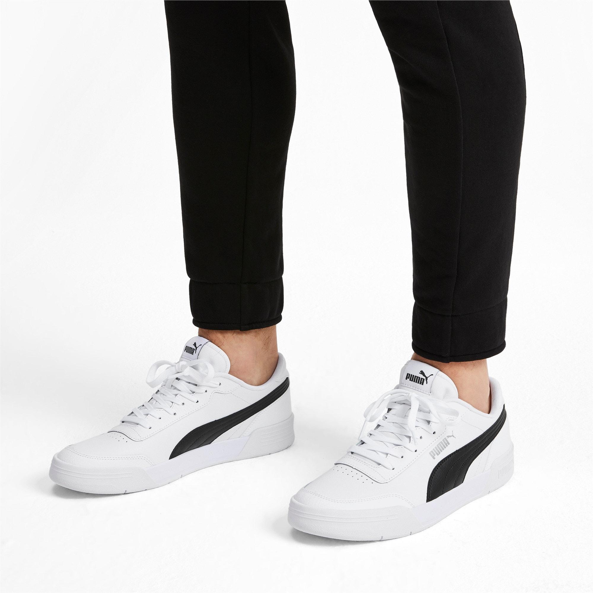 Thumbnail 2 of Caracal Sneakers, Puma White-Puma Black, medium