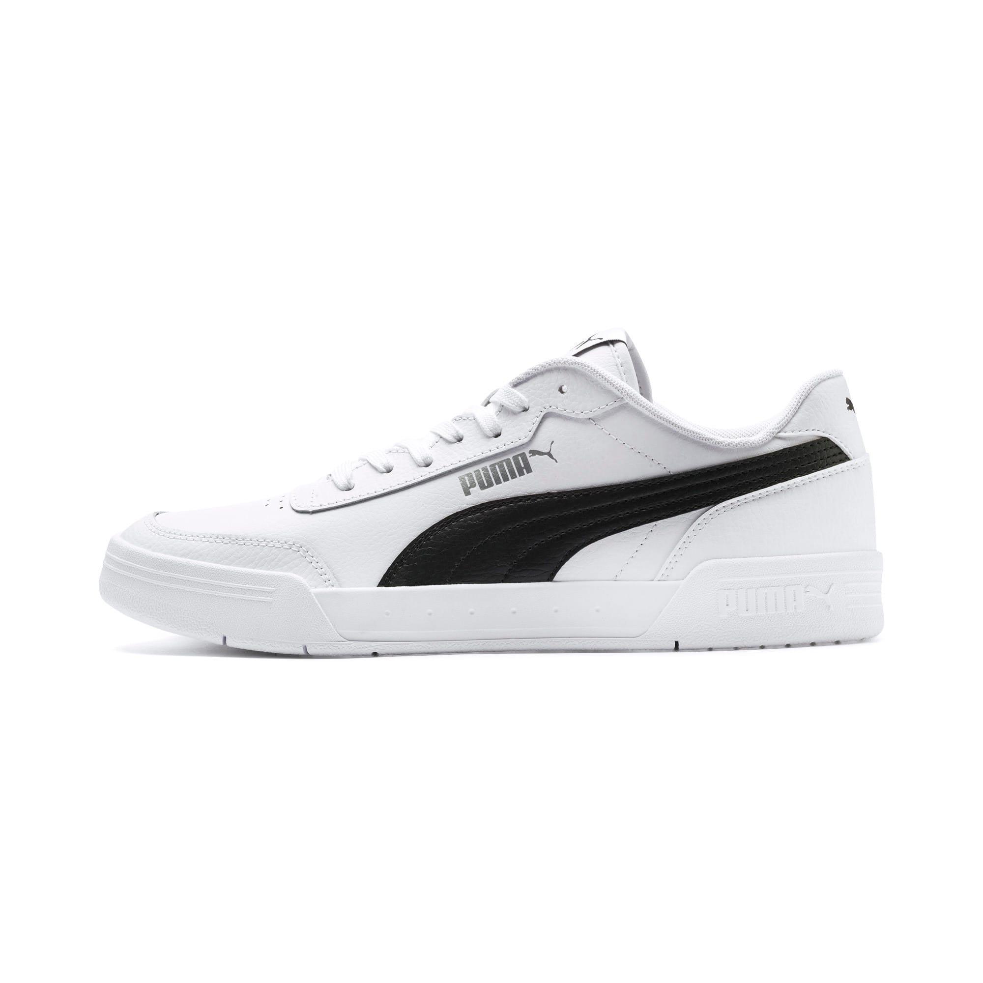 Thumbnail 1 of Caracal Sneakers, Puma White-Puma Black, medium