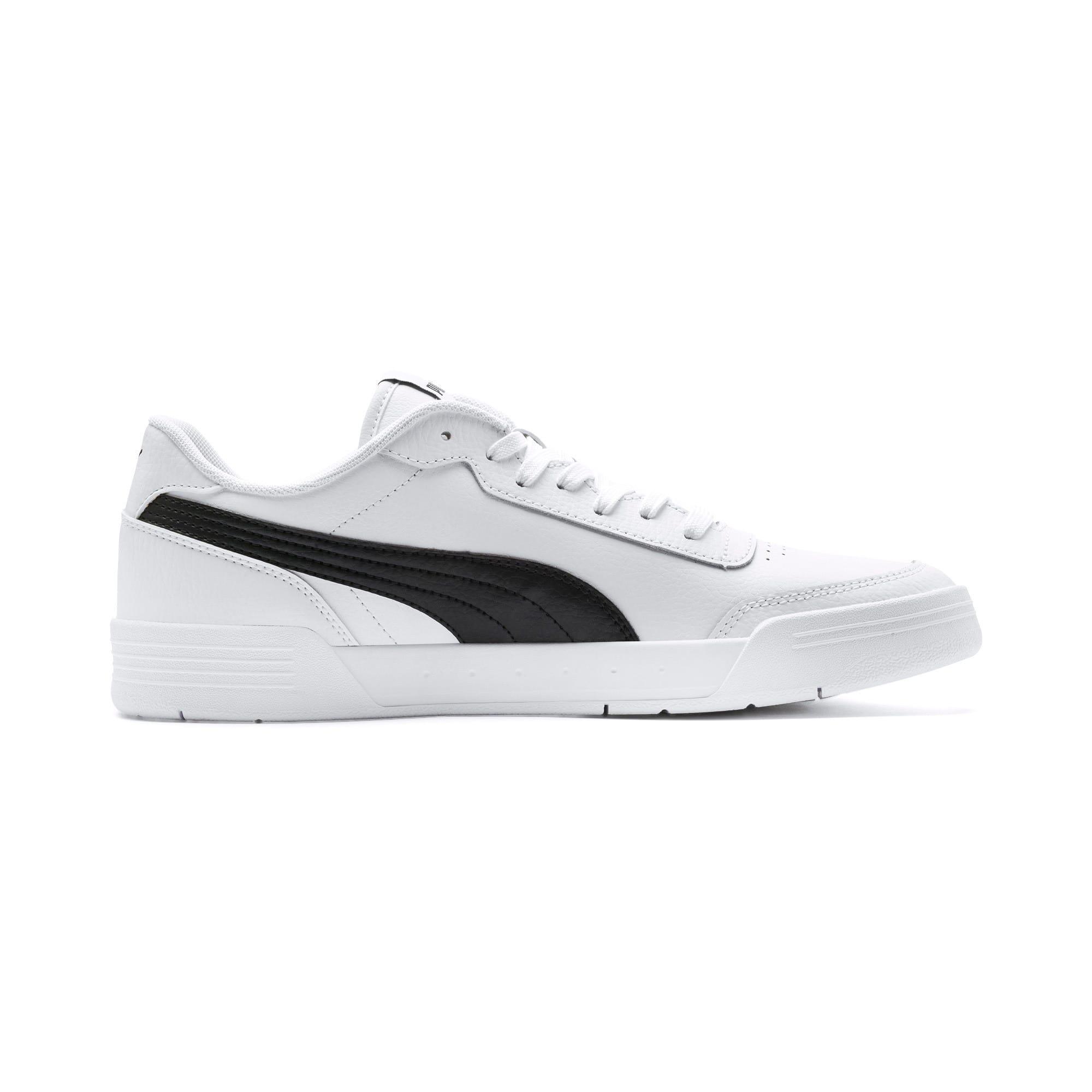 Thumbnail 6 of Caracal Sneakers, Puma White-Puma Black, medium