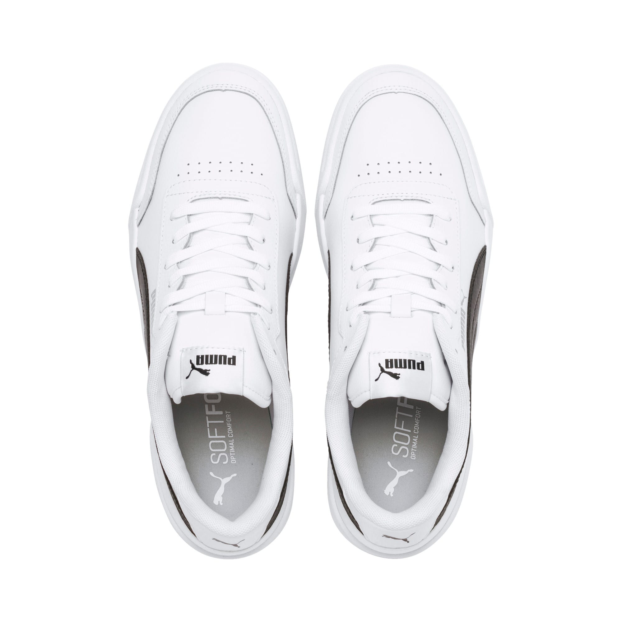 Thumbnail 7 of Caracal Sneakers, Puma White-Puma Black, medium