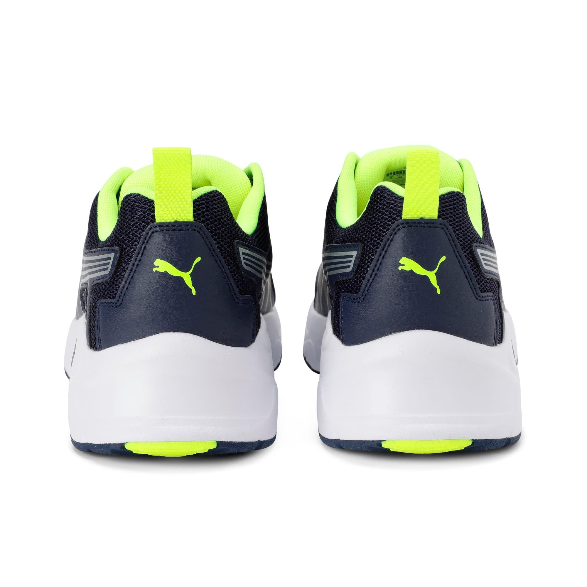 Thumbnail 5 of Nucleus Run Training Shoes, Peacoat-Puma Silver, medium-IND