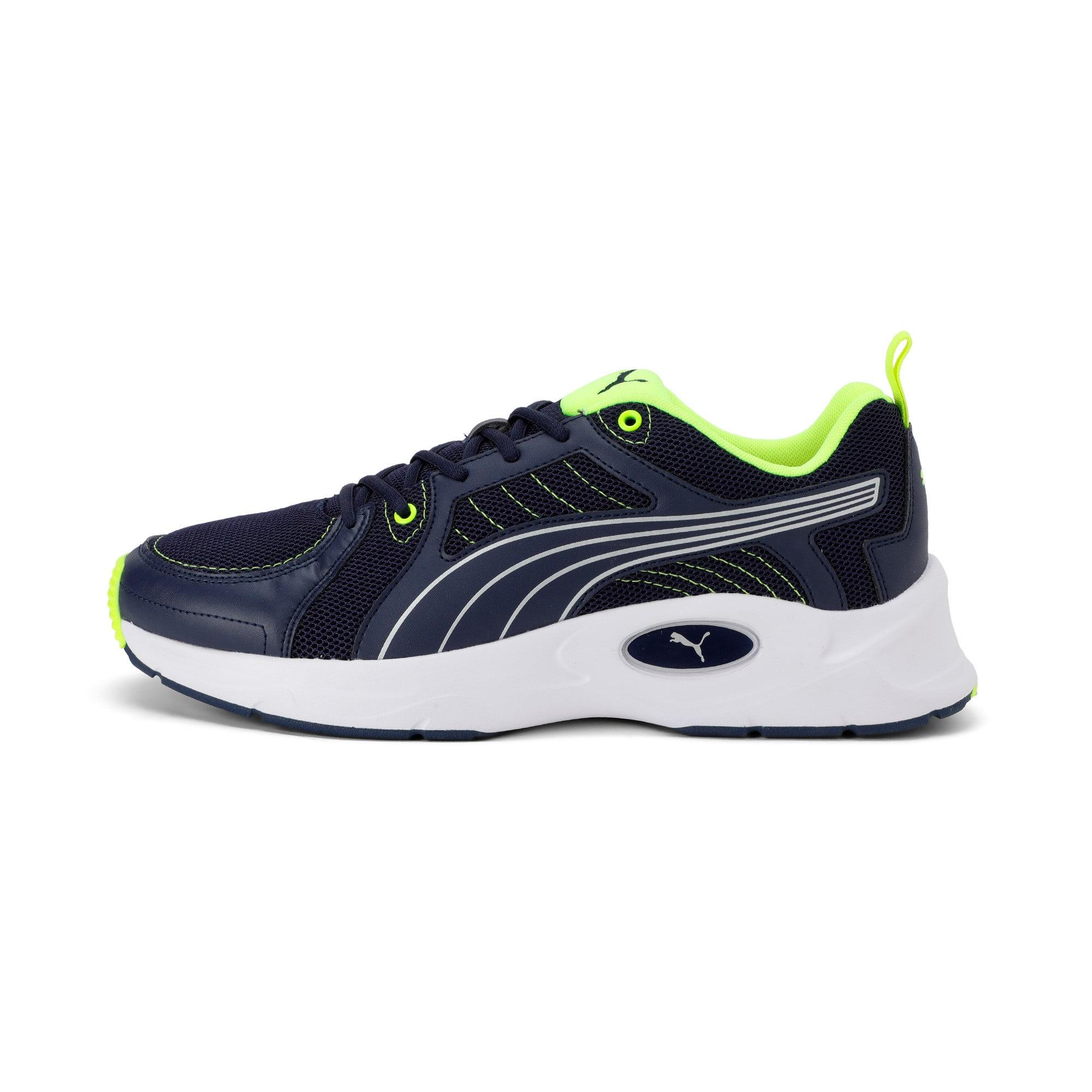 Thumbnail 1 of Nucleus Run Training Shoes, Peacoat-Puma Silver, medium-IND