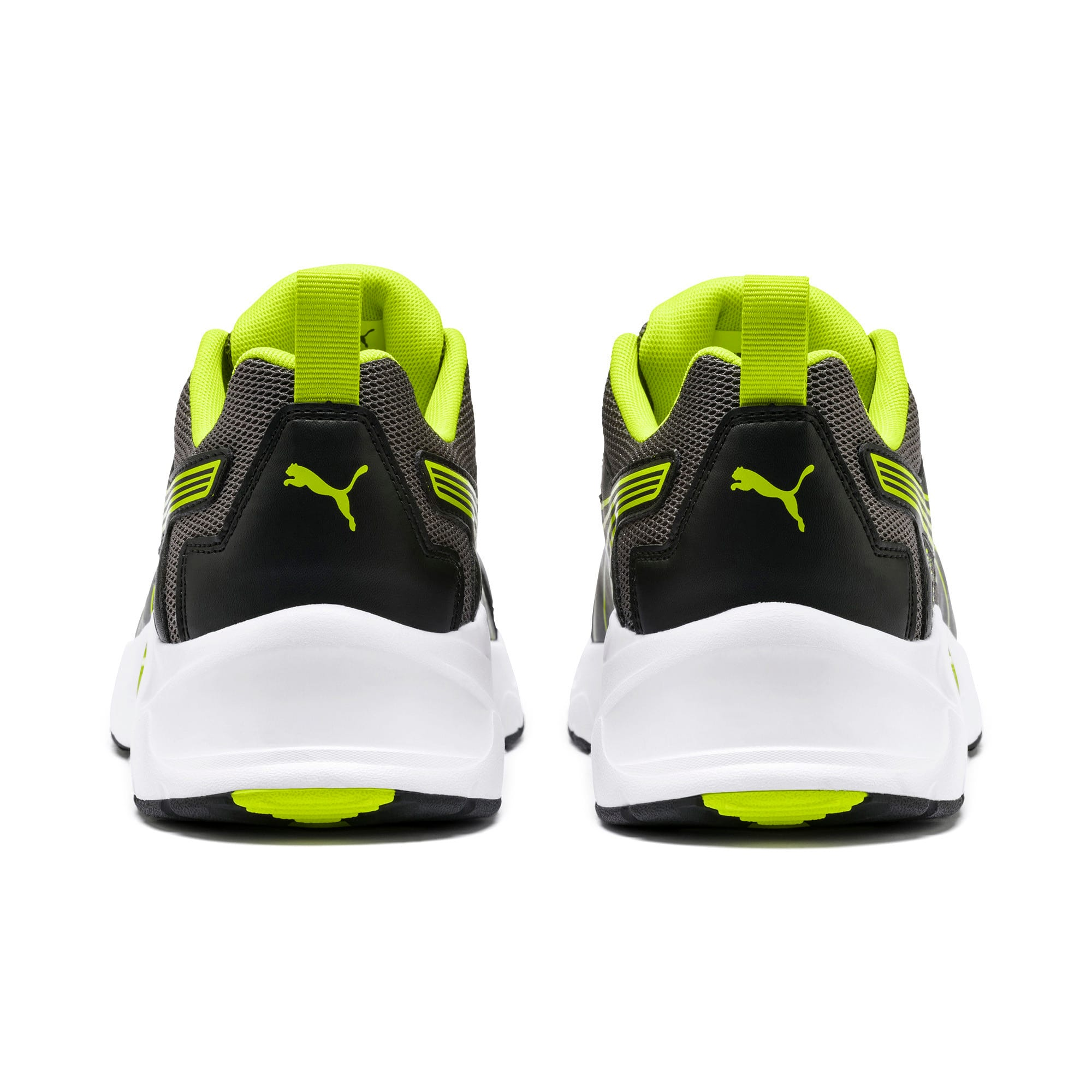Thumbnail 4 of Nucleus Run Training Shoes, CASTLEROCK-Limepunch, medium