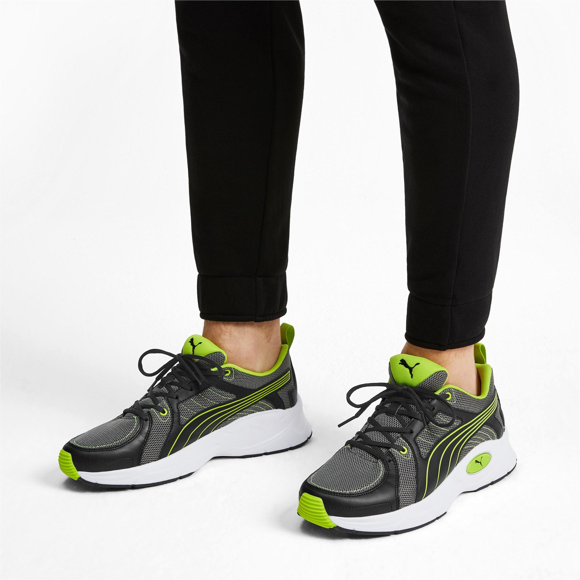 Thumbnail 2 of Nucleus Run Training Shoes, CASTLEROCK-Limepunch, medium