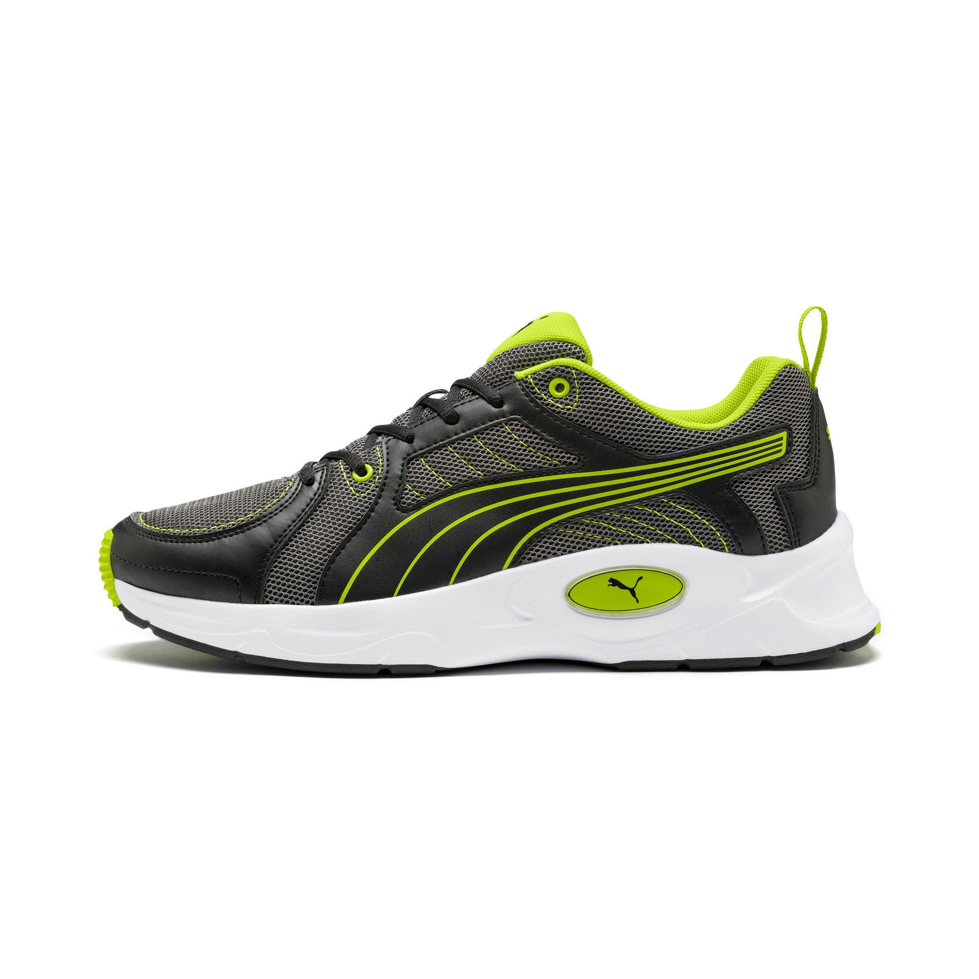 Thumbnail 1 of Nucleus Run Training Shoes, CASTLEROCK-Limepunch, medium