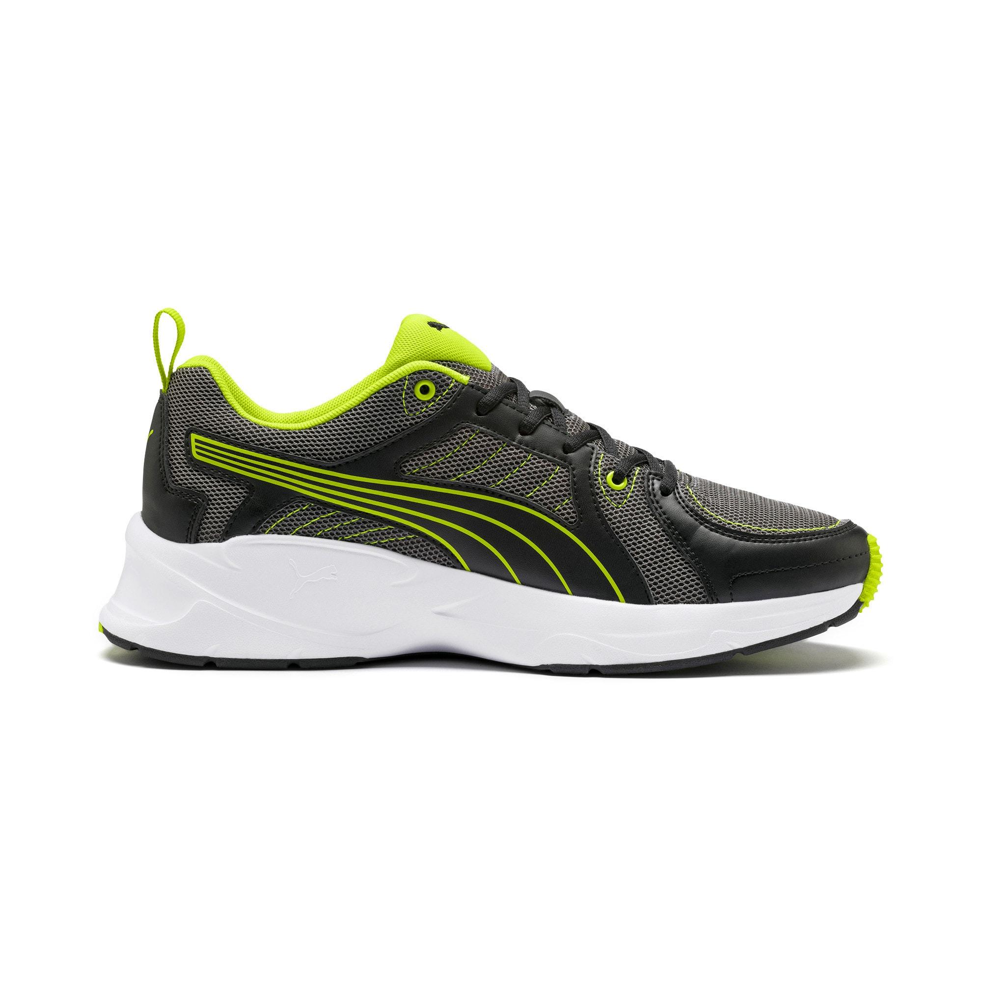 Thumbnail 6 of Nucleus Run Training Shoes, CASTLEROCK-Limepunch, medium