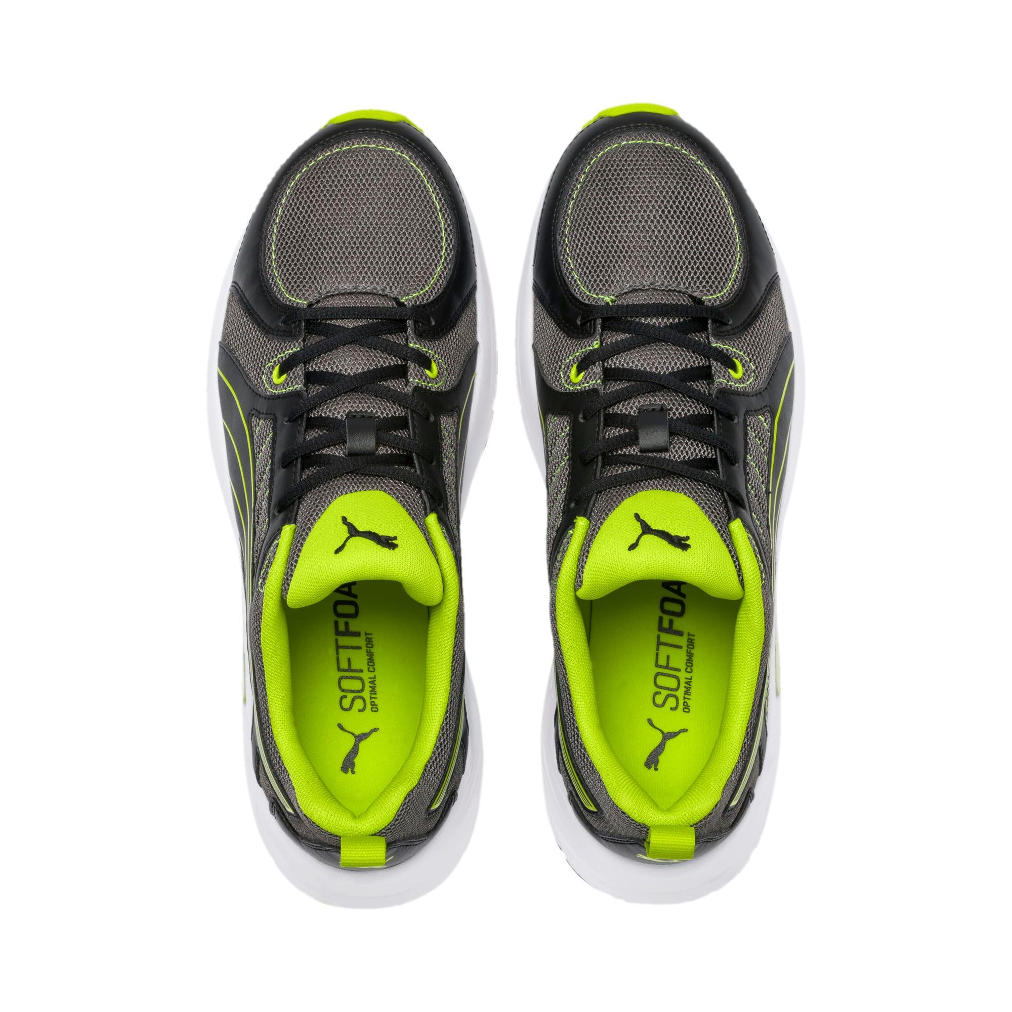 Thumbnail 7 of Nucleus Run Training Shoes, CASTLEROCK-Limepunch, medium