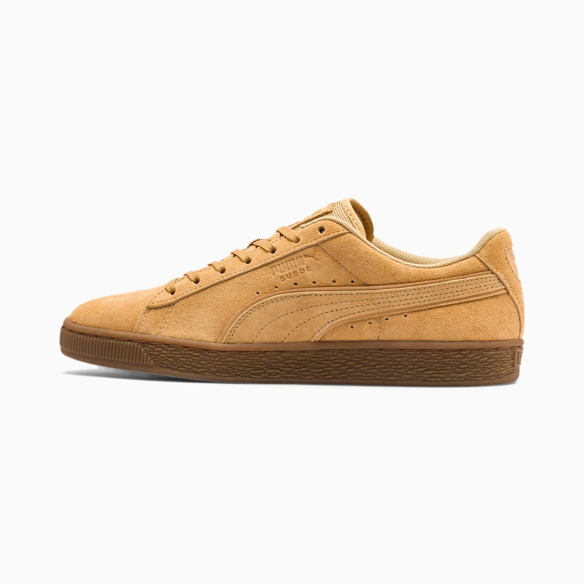 Suede Classic Winter Men's Sneakers