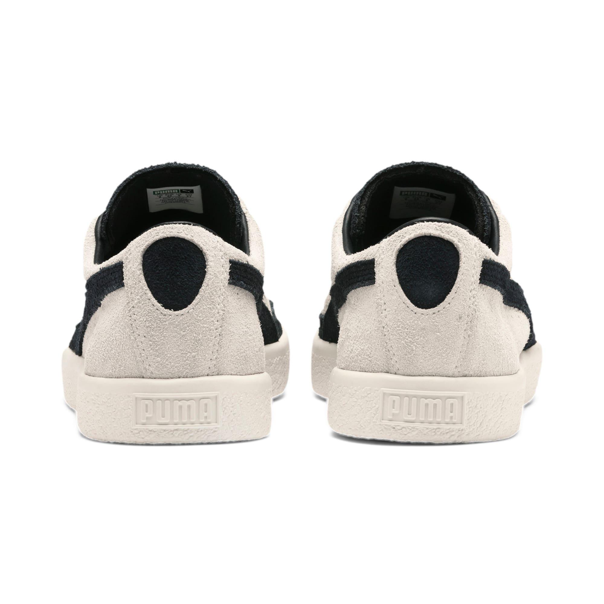Thumbnail 5 of Suede 90681 Vintage Sneakers, Whisper White-Puma Black, medium