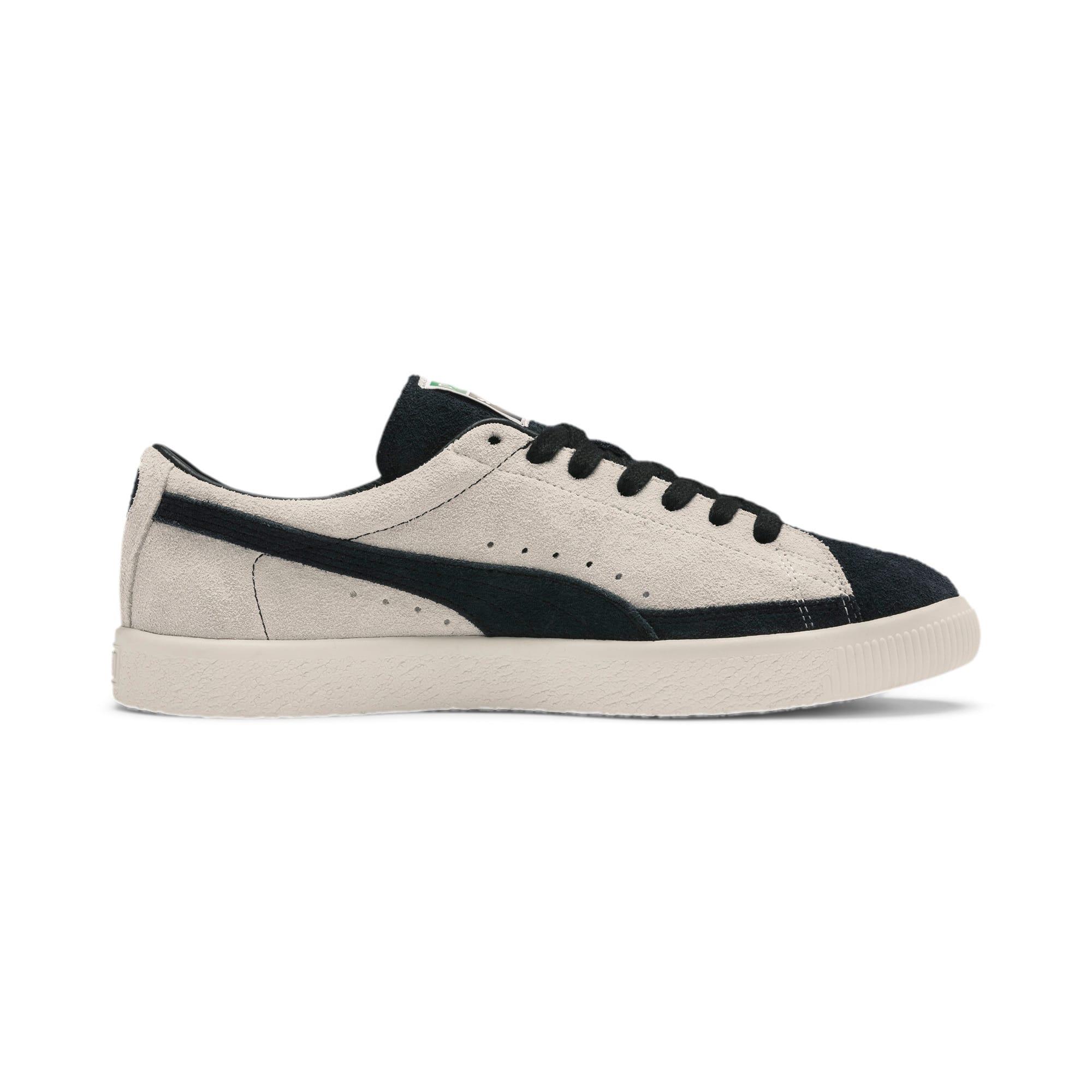 Thumbnail 6 of Suede 90681 Vintage Sneakers, Whisper White-Puma Black, medium