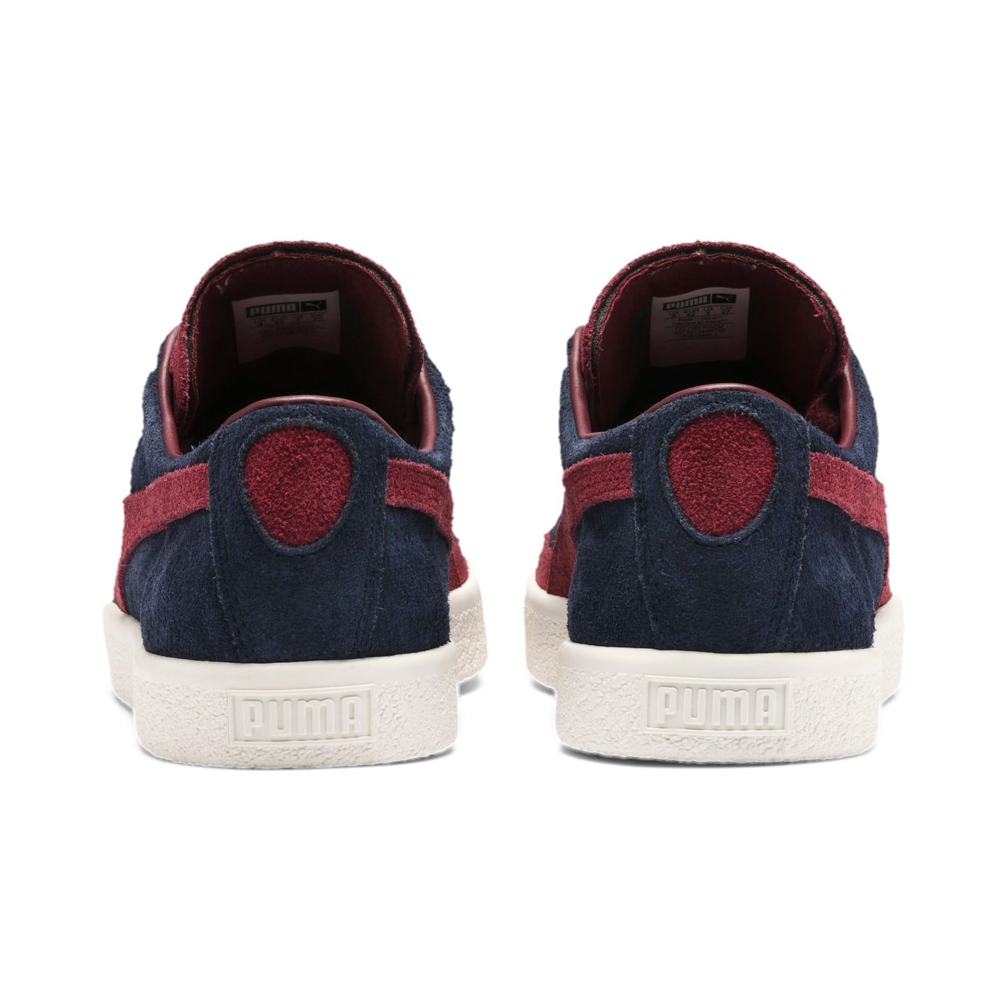 Thumbnail 5 of Suede 90681 Vintage Sneakers, Peacoat-Rhubarb, medium