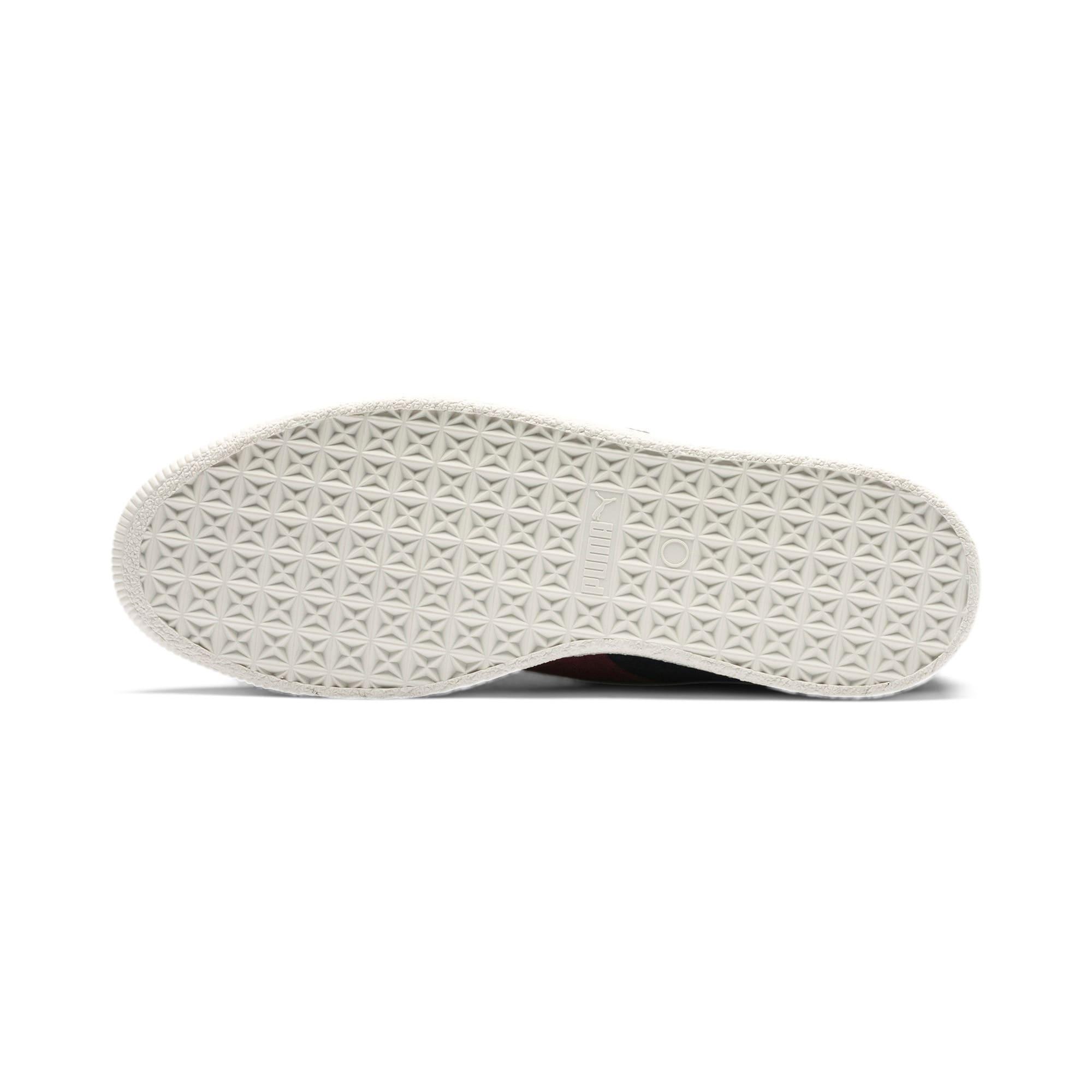 Thumbnail 4 of Suede 90681 Vintage Sneakers, Peacoat-Rhubarb, medium