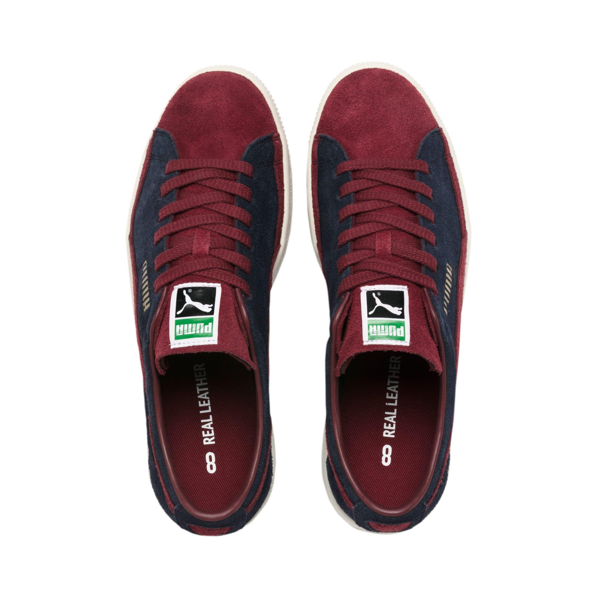 Thumbnail 7 of Suede 90681 Vintage Sneakers, Peacoat-Rhubarb, medium