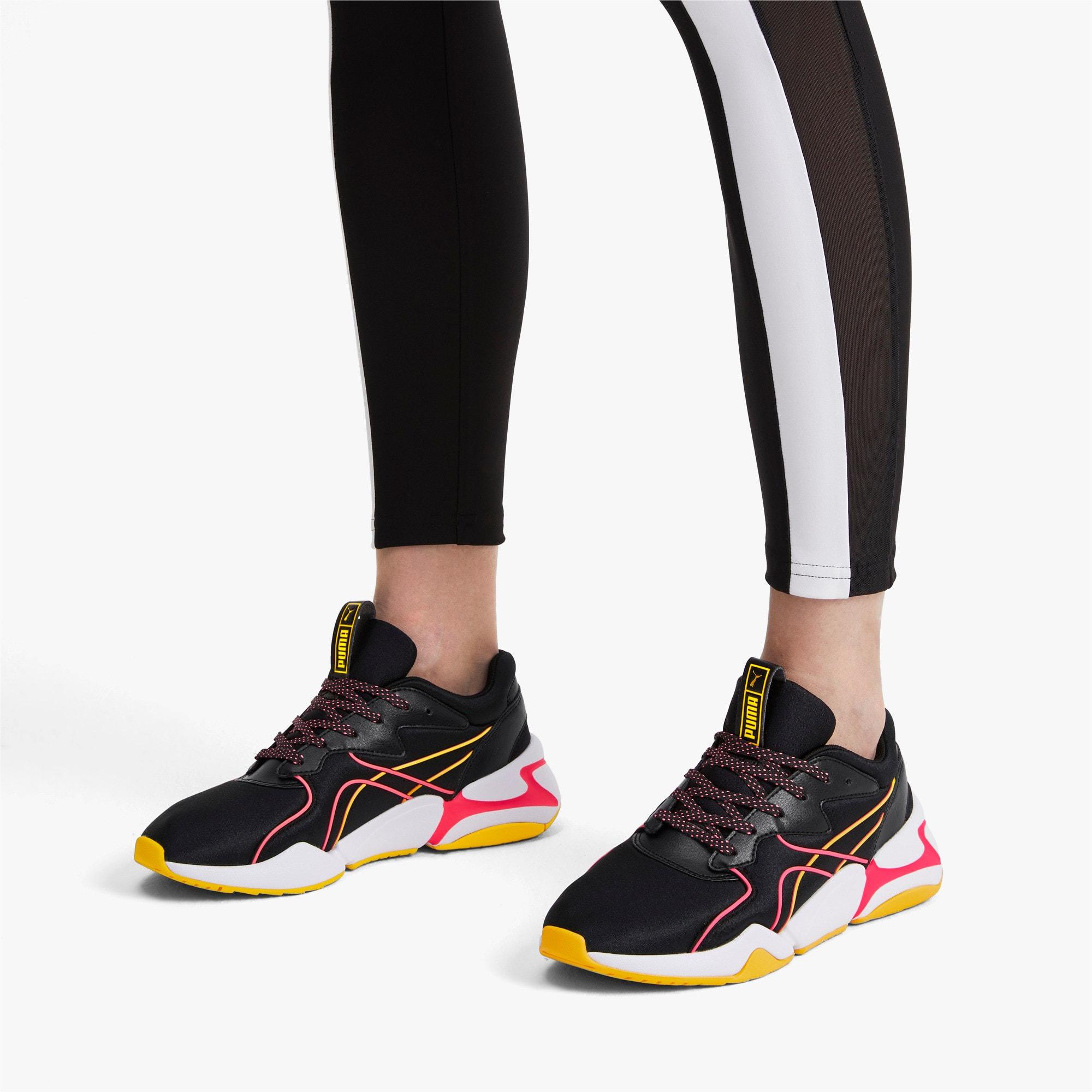 Thumbnail 2 of Nova Hypertech Women's Sneakers, Puma Black, medium