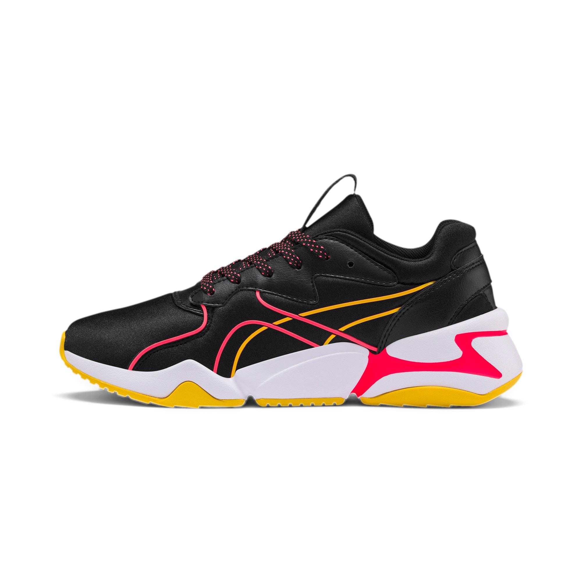 Thumbnail 1 of Nova Hypertech Women's Sneakers, Puma Black, medium