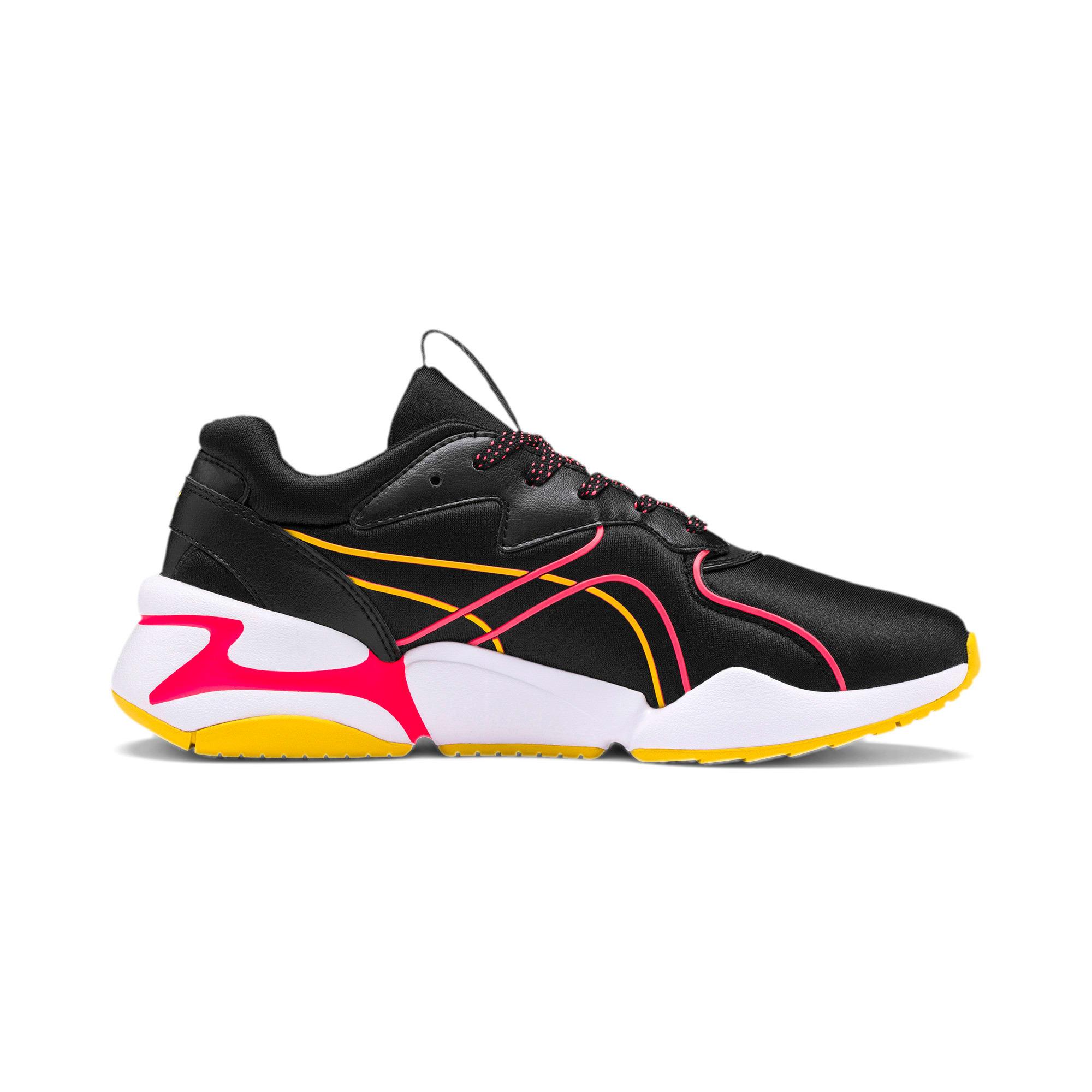Thumbnail 6 of Nova Hypertech Women's Sneakers, Puma Black, medium