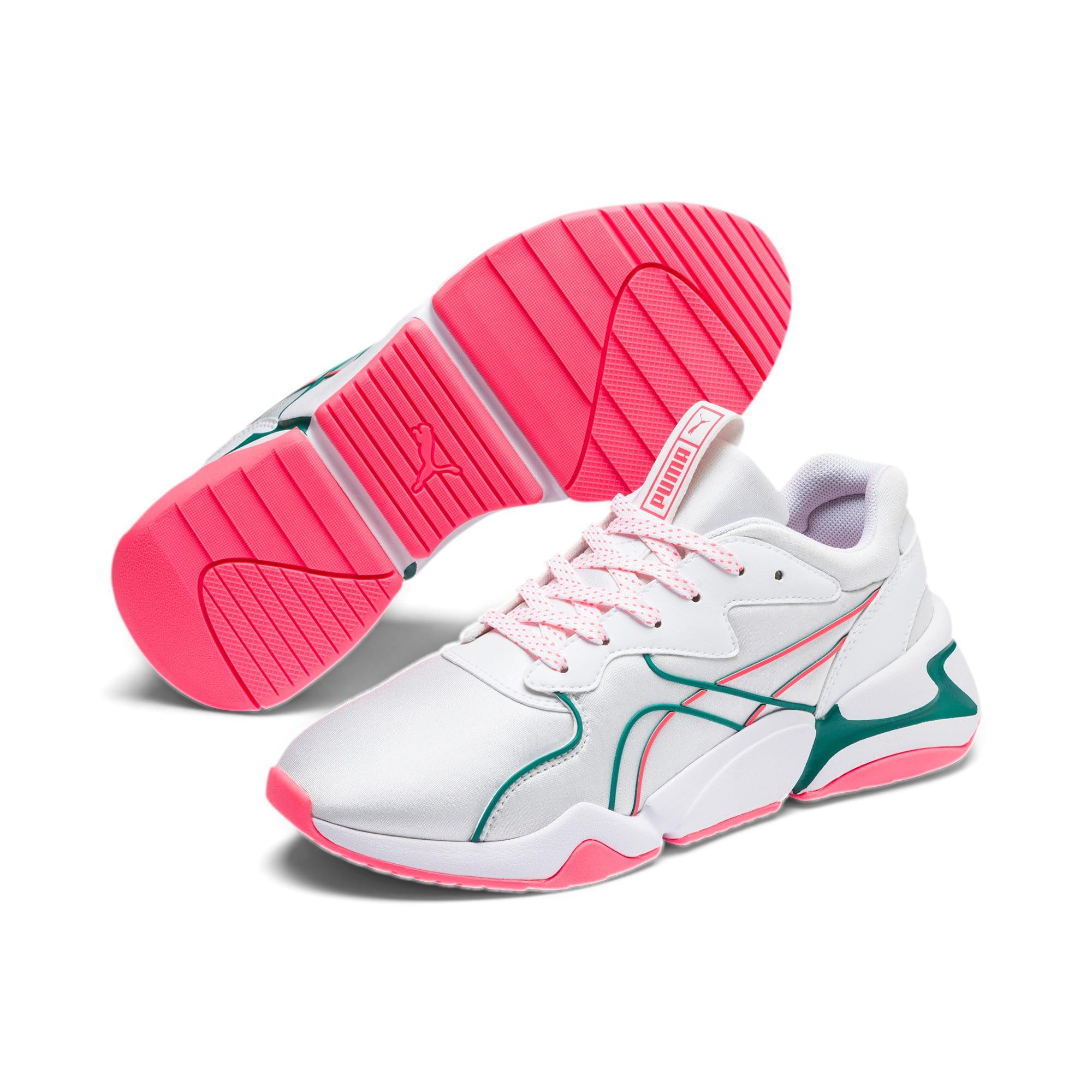 Thumbnail 3 of Nova Hypertech Women's Sneakers, Puma White, medium