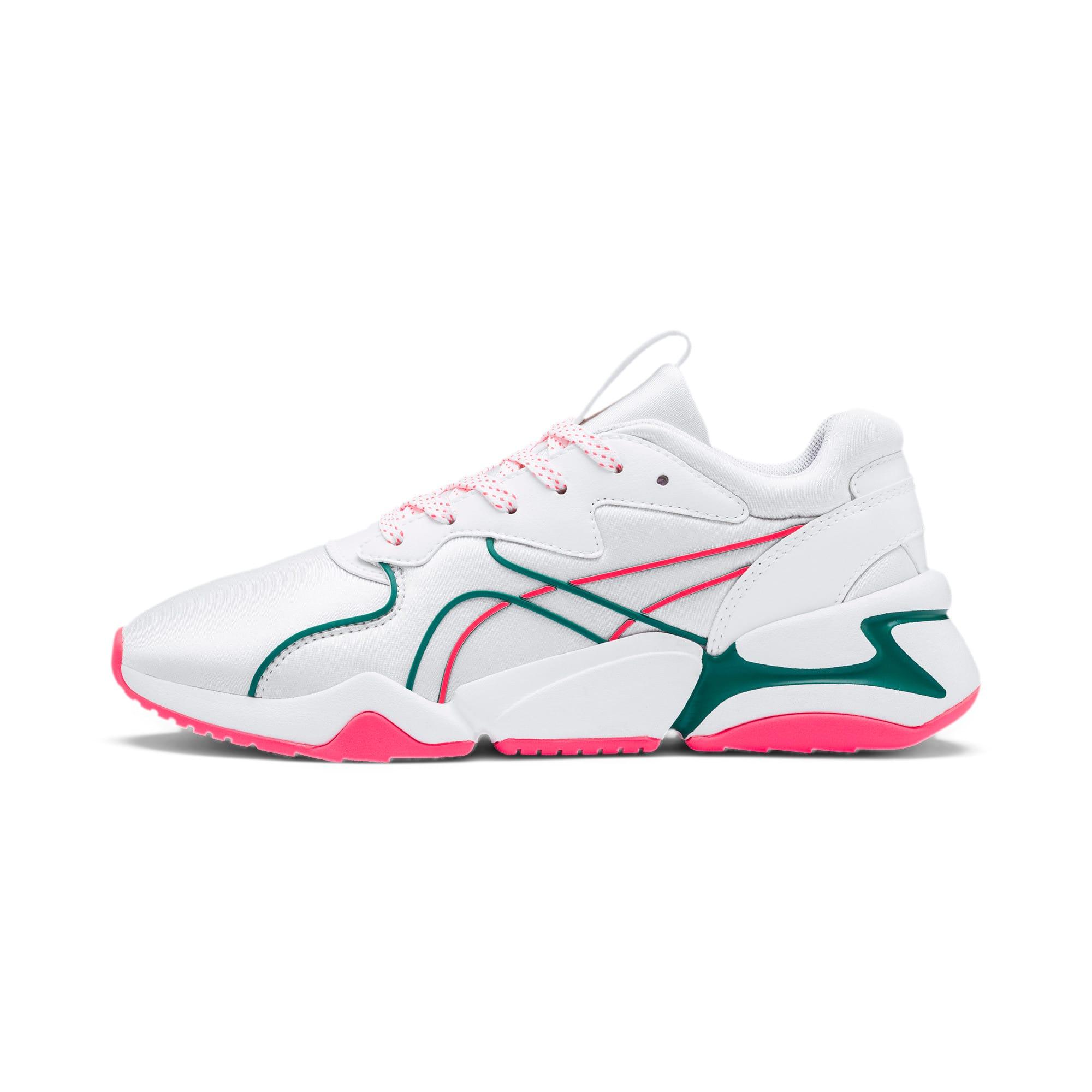 Thumbnail 1 of Nova Hypertech Women's Sneakers, Puma White, medium