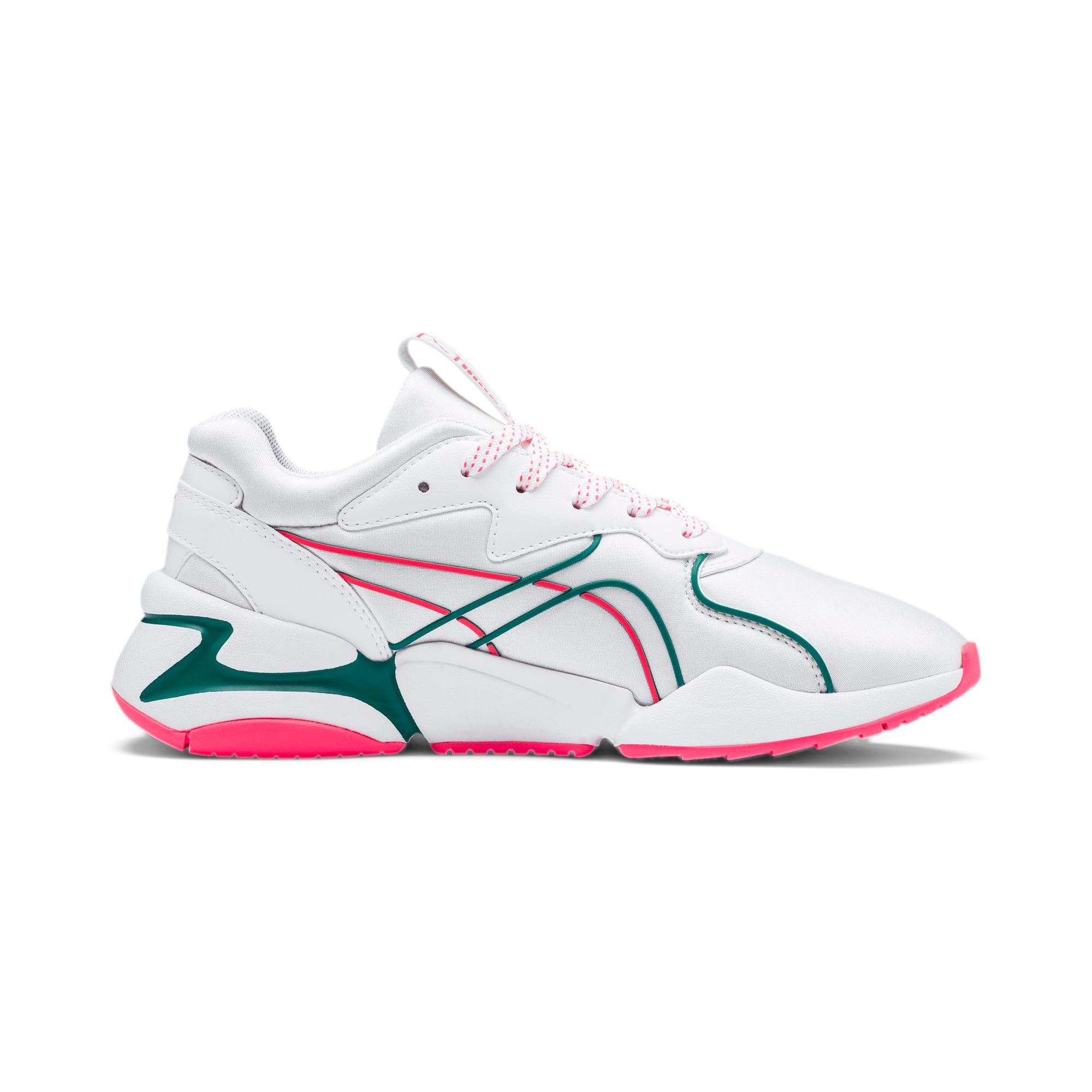 Thumbnail 6 of Nova Hypertech Women's Sneakers, Puma White, medium