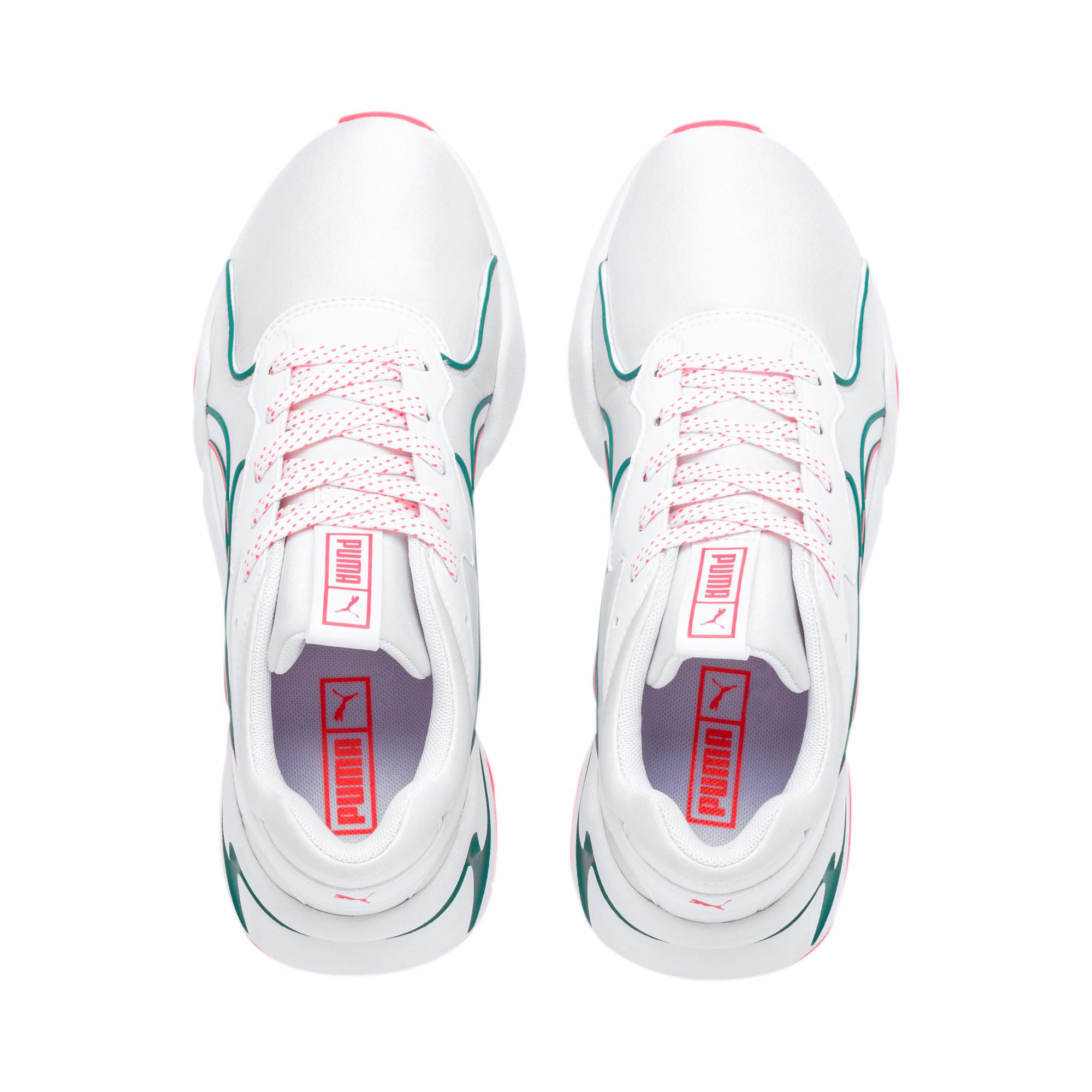 Thumbnail 7 of Nova Hypertech Women's Sneakers, Puma White, medium