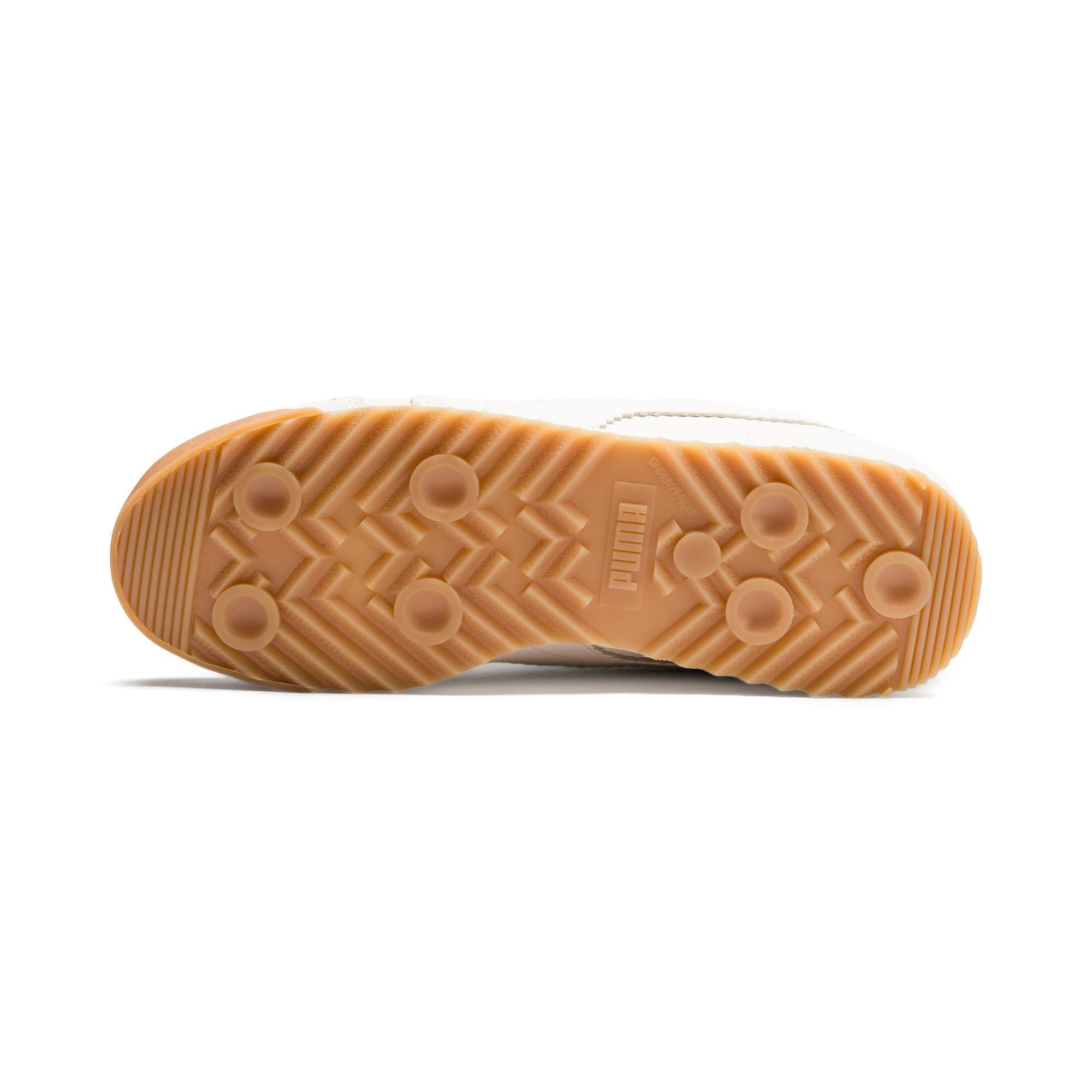 Thumbnail 4 of Roma Brogue Women's Sneakers, Pastel Parchment-P.Team Gold, medium