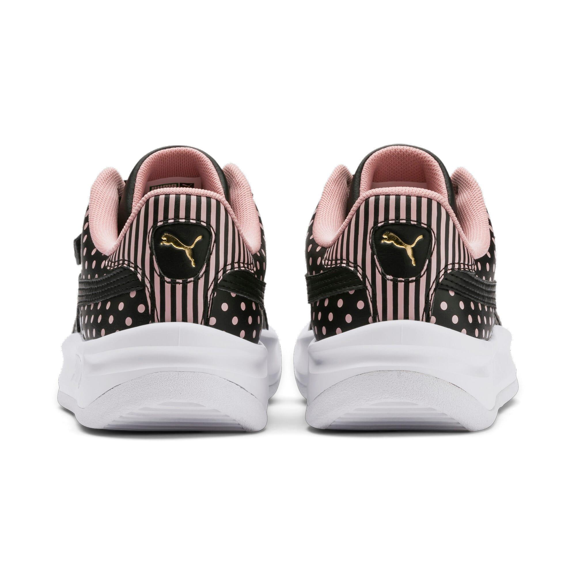 Thumbnail 4 of California Remix Women's Sneakers, Puma Black-Bridal Rose, medium