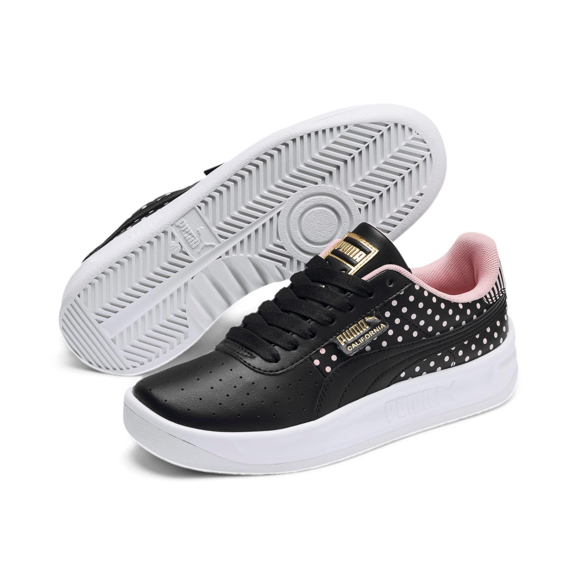 Thumbnail 2 of California Remix Women's Sneakers, Puma Black-Bridal Rose, medium