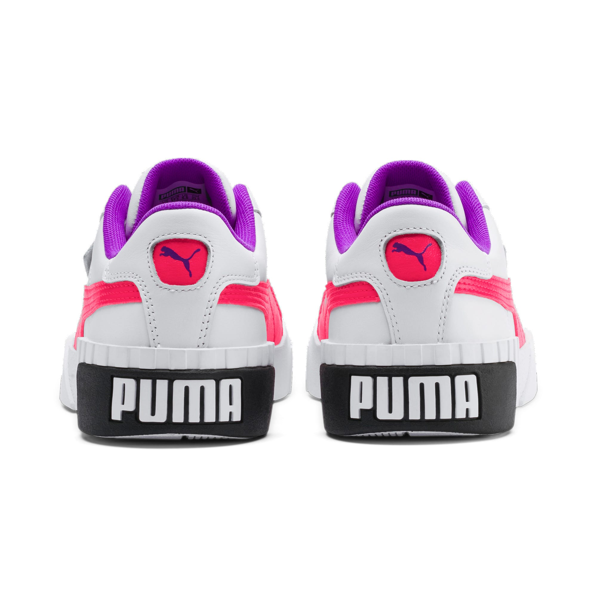 Thumbnail 4 of Cali Chase Women's Training Shoes, Puma White-Nrgy Rose, medium