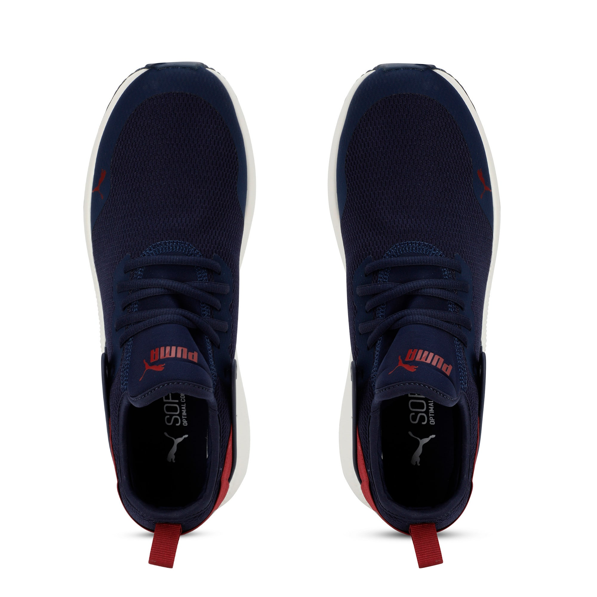 Thumbnail 8 of Pacer Next Cage Trainers, Peacoat-Rhubarb, medium-IND