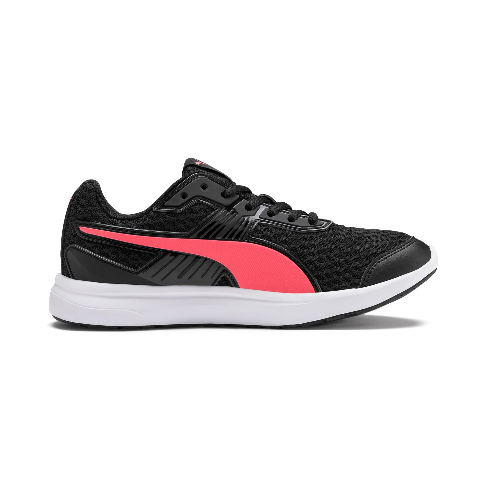 Thumbnail 5 of Escaper Pro Training Shoes, Black-Calypso Coral-White, medium-IND