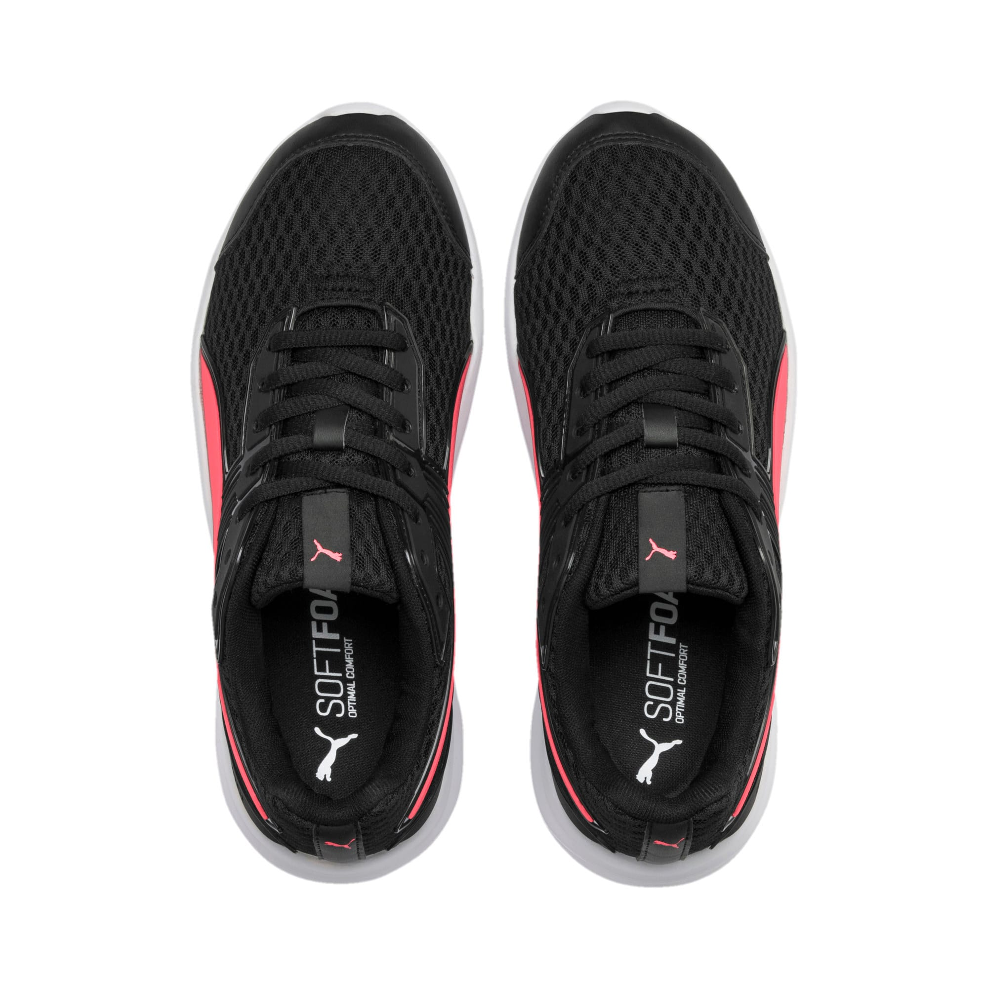Thumbnail 2 of Escaper Pro Training Shoes, Black-Calypso Coral-White, medium-IND