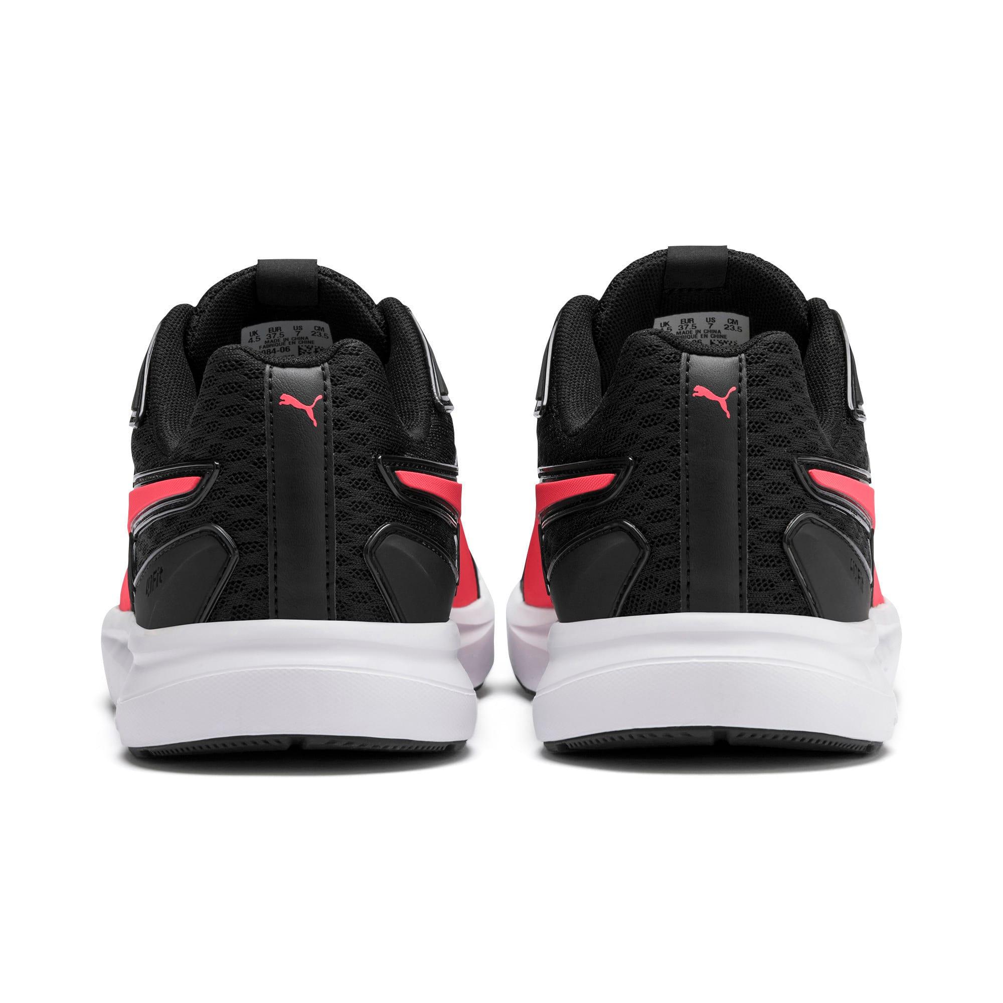 Thumbnail 6 of Escaper Pro Training Shoes, Black-Calypso Coral-White, medium-IND