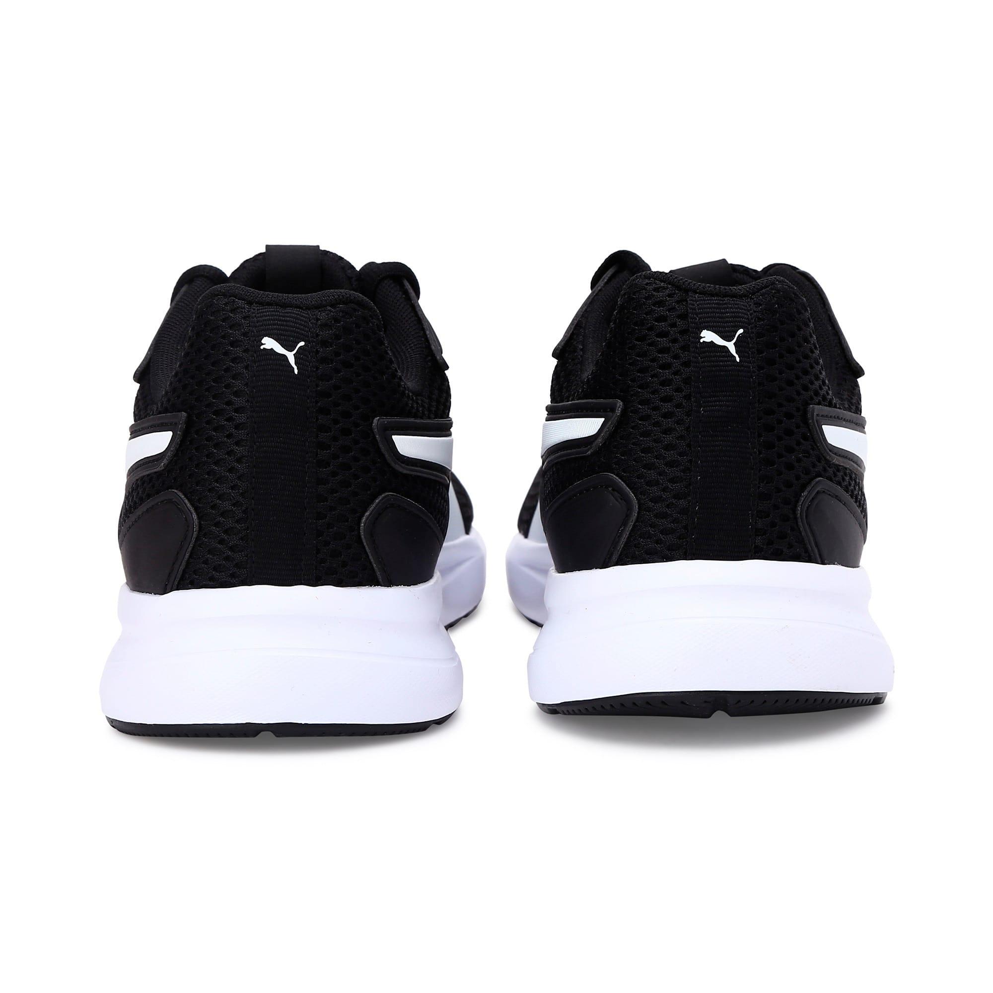 Thumbnail 3 of Escaper Training Shoes, Puma Black-Puma White, medium-IND