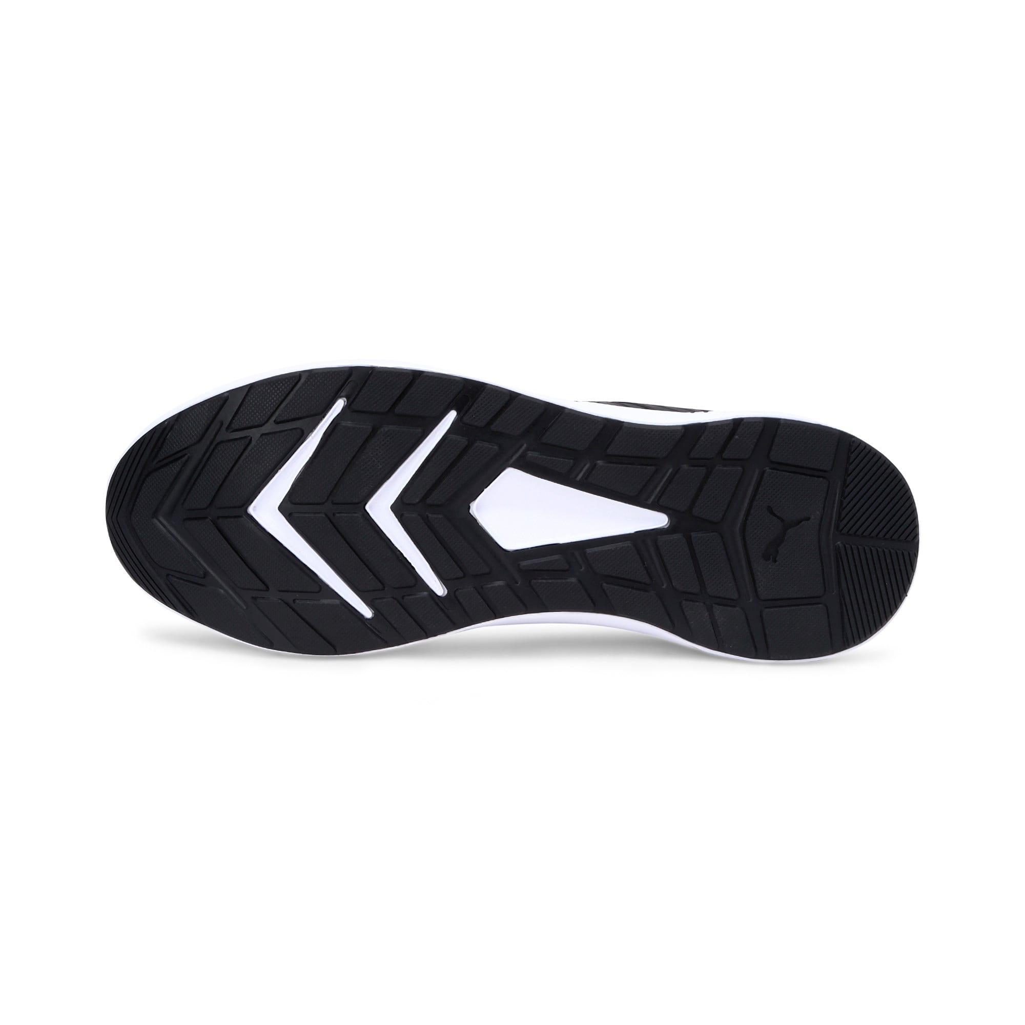 Thumbnail 4 of Escaper Training Shoes, Puma Black-Puma White, medium-IND